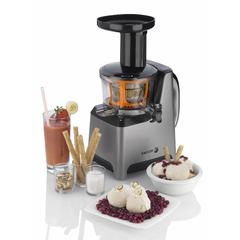 ZIDNN8FT7K Fagor 670041910 Platino Plus Slow Juicer And Sorbet Maker