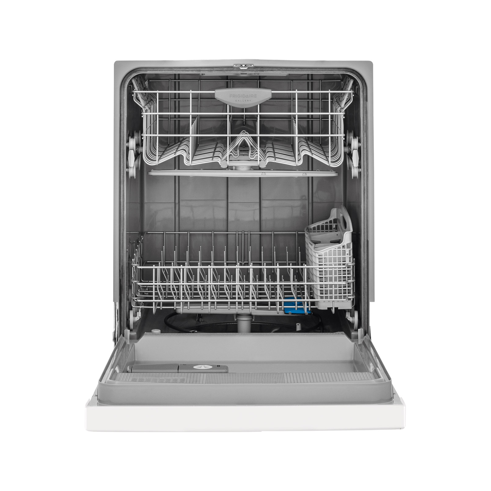 "Frigidaire Gallery FGBD2438PW Gallery 24"" Built-In Dishwasher w/ BladeSpray™ Wash System - White"