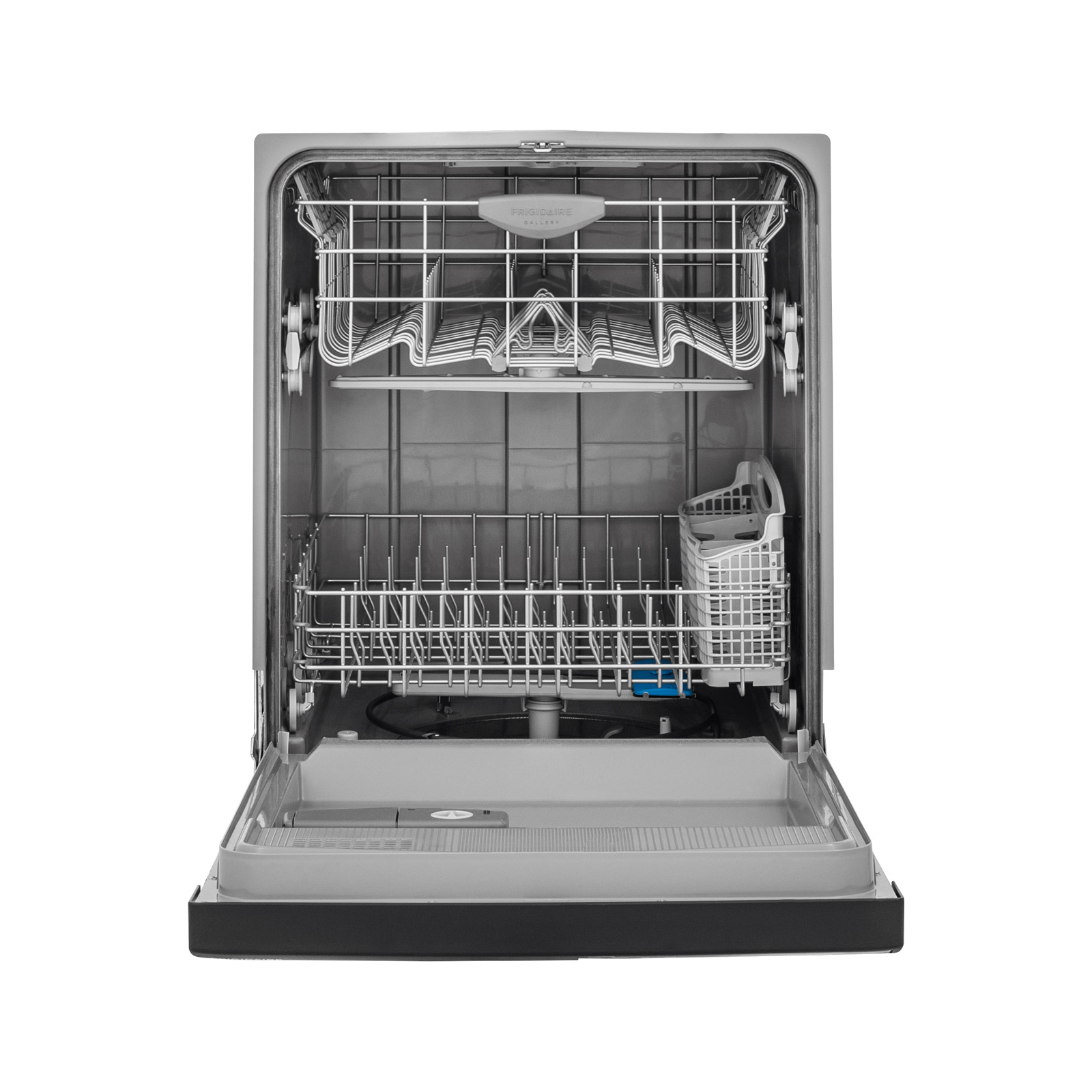 "Frigidaire Gallery FGBD2438PB Gallery 24"" Built-In Dishwasher w/ BladeSpray™ Wash System - Black"