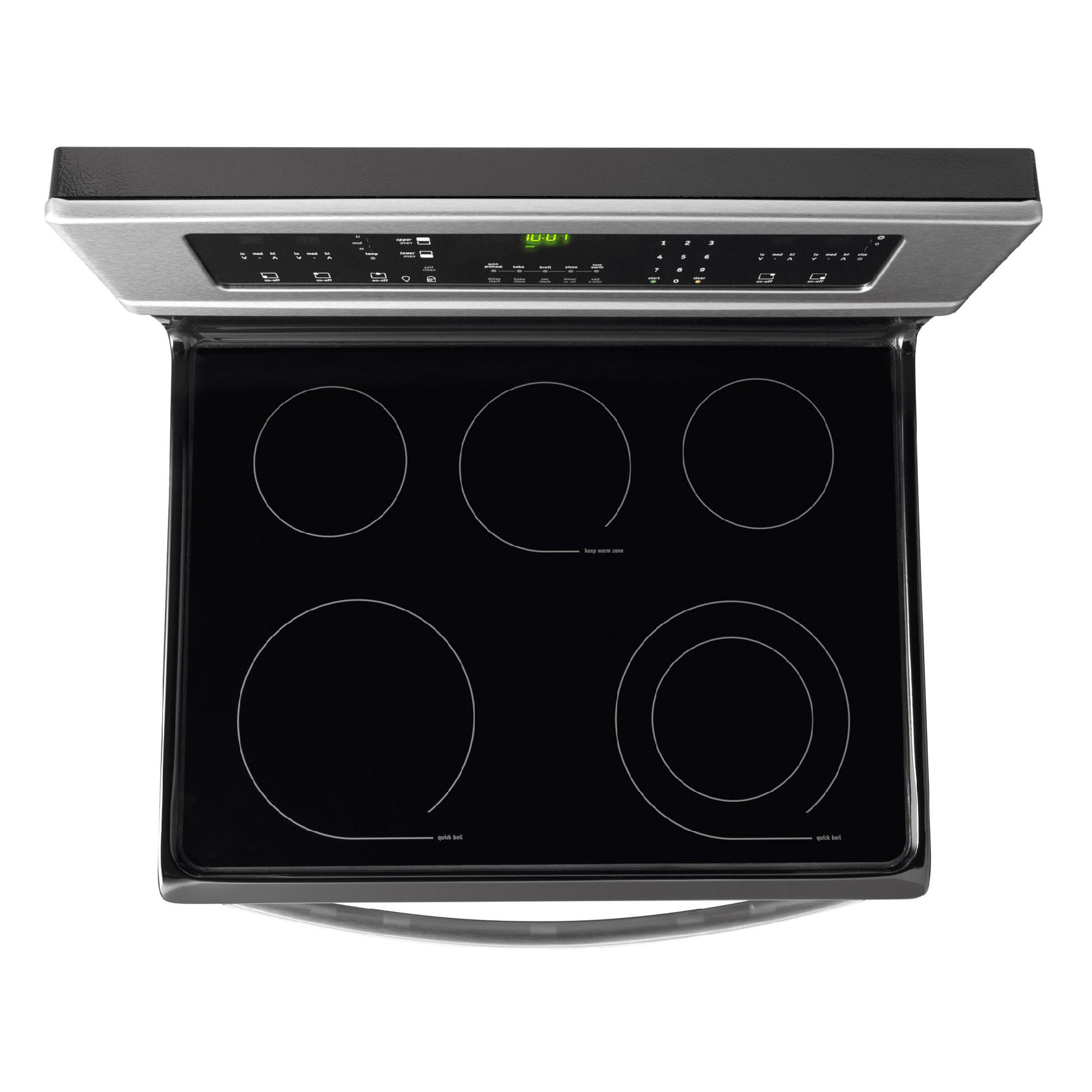 Frigidaire Gallery 7 cu. ft. Double-Oven Electric Range - Stainless Steel