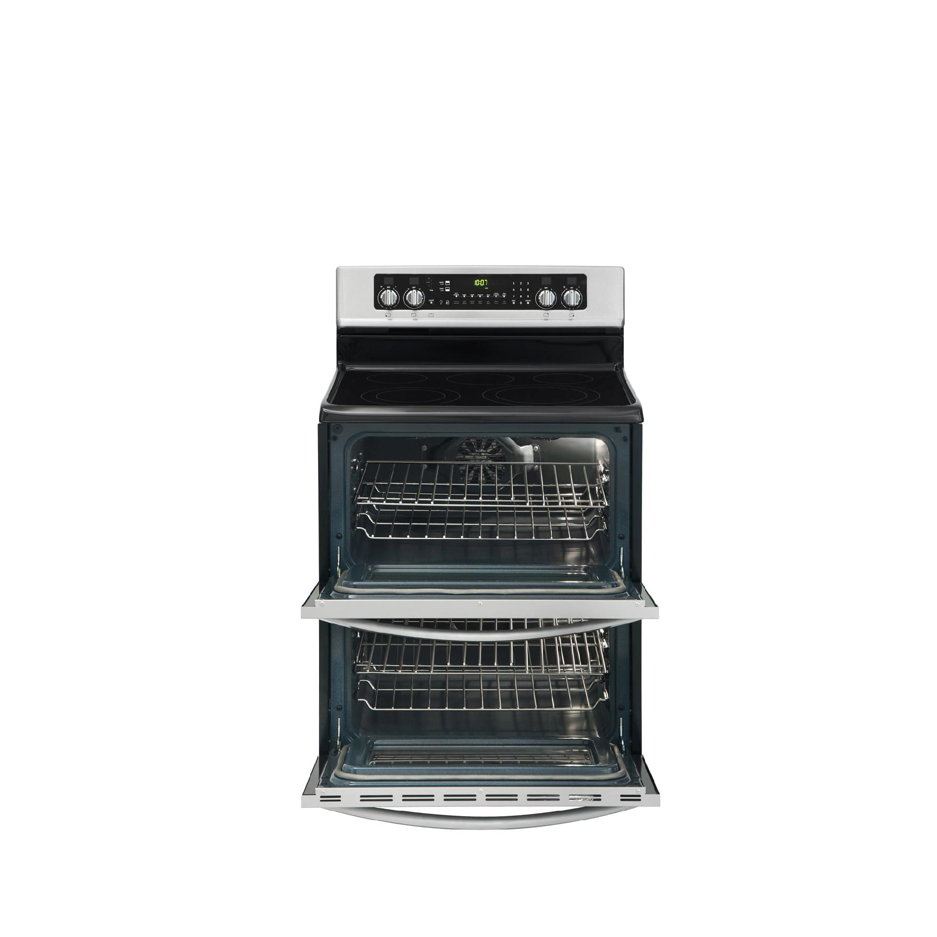 Frigidaire Gallery Gallery 7 cu. ft. Double-Oven Electric Range - Stainless Steel