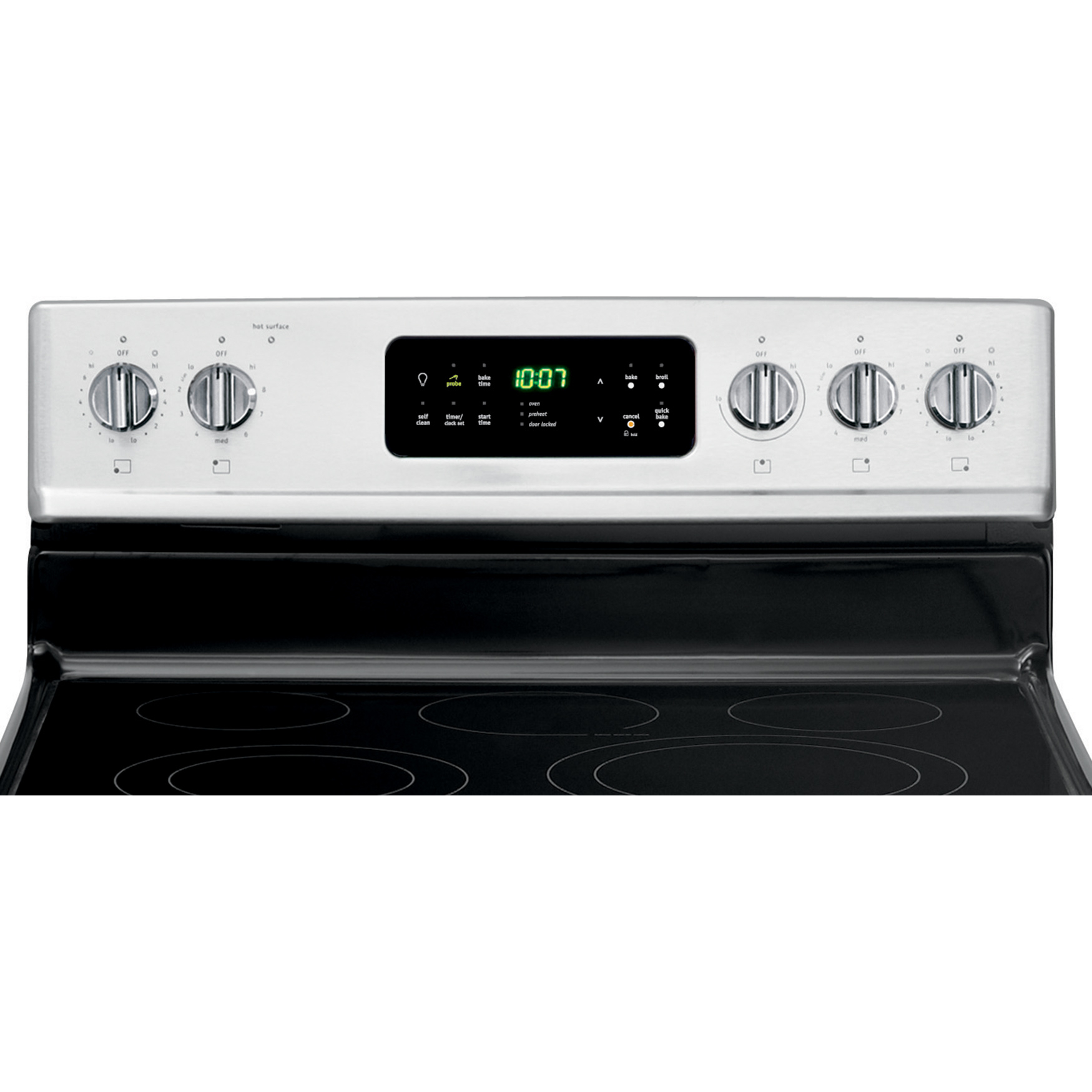 Frigidaire Gallery 5.7 cu. ft. Electric Range - Stainless Steel
