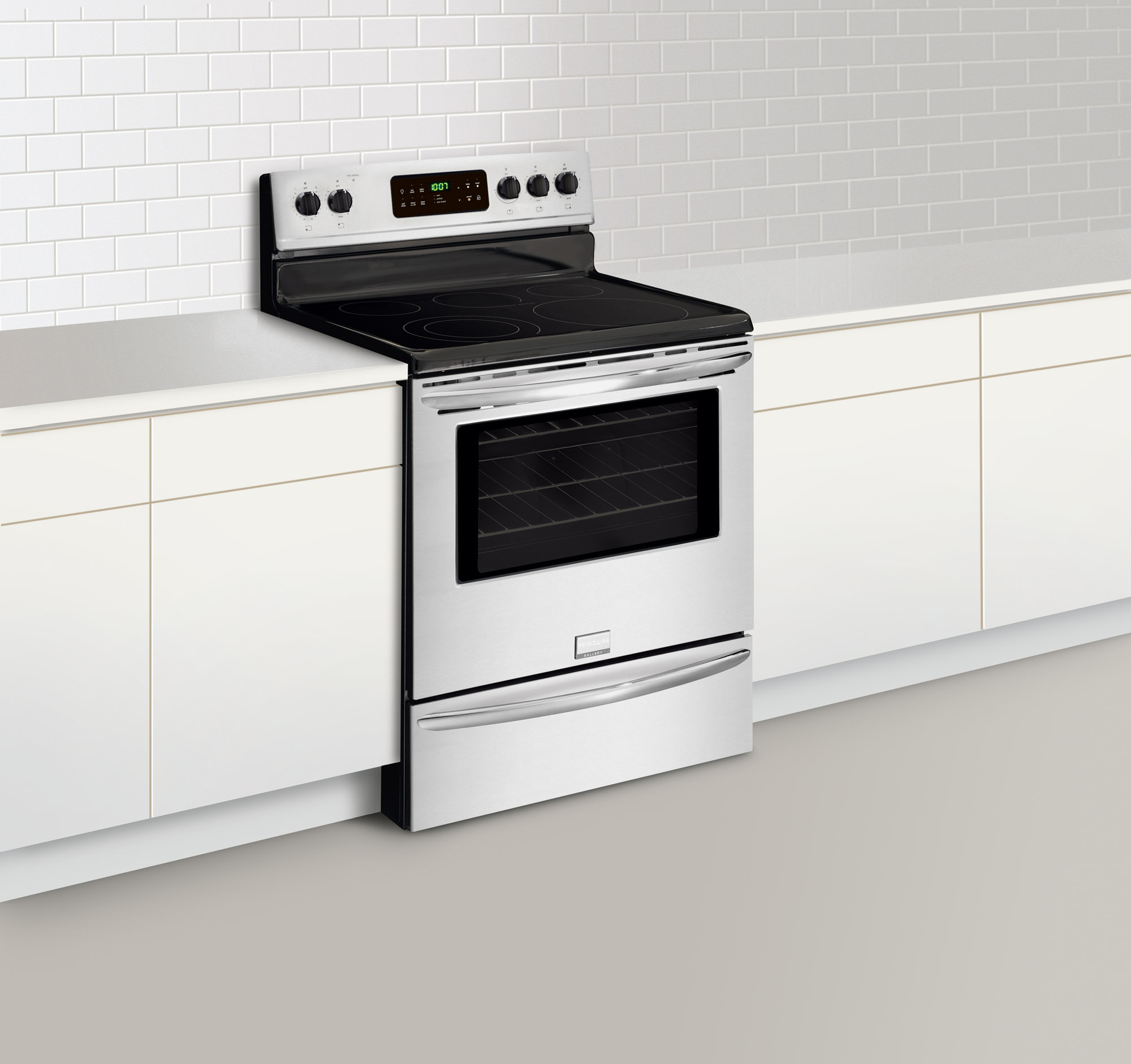 Frigidaire Gallery FGEF3030PF 5.7 cu. ft. Electric Range - Stainless Steel