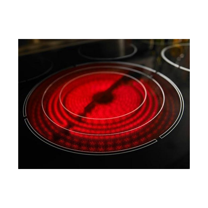 KitchenAid KERS505XSS 6.6 cu. ft. Double-Oven Electric Range