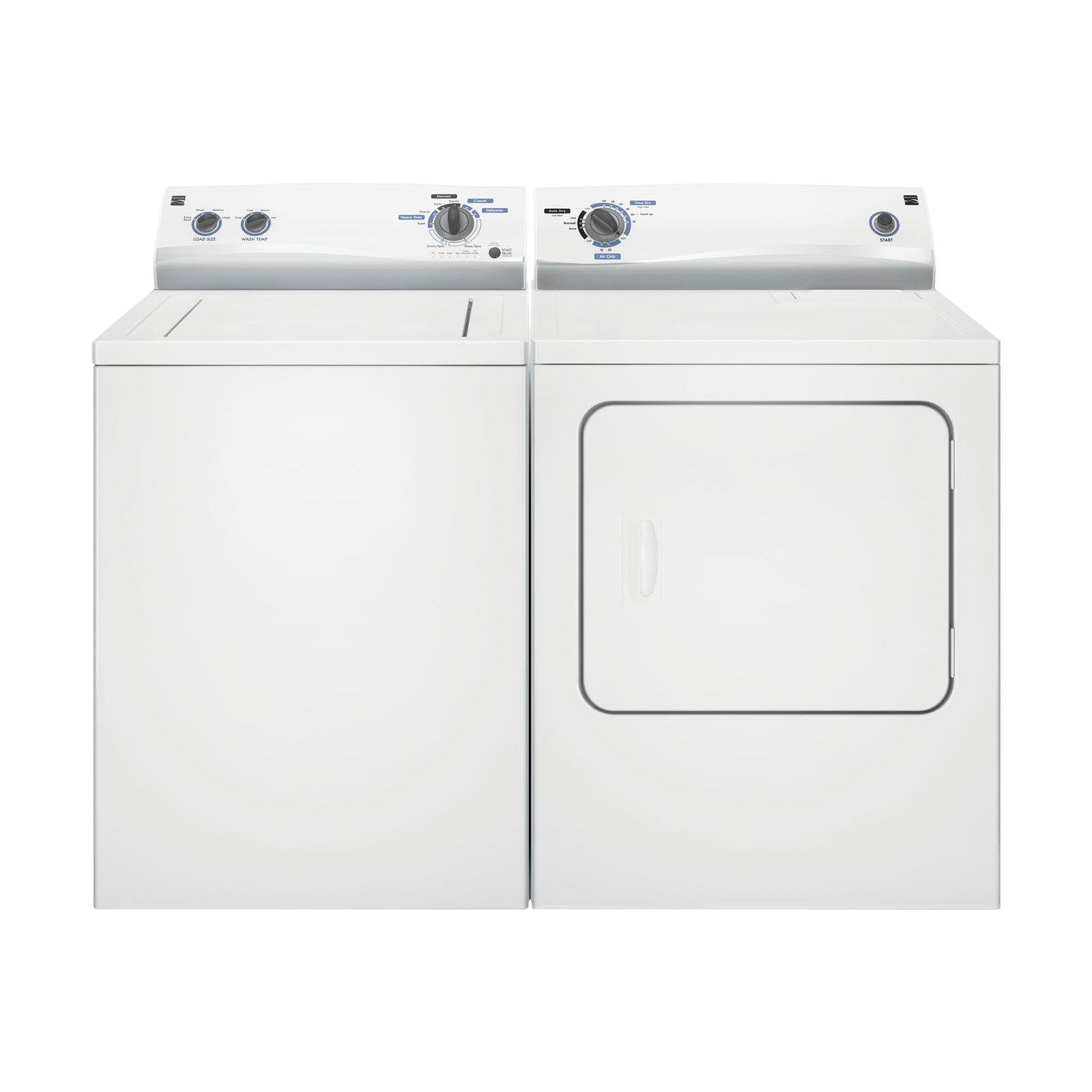 Kenmore 6.0 cu. ft. Electric Dryer -  White