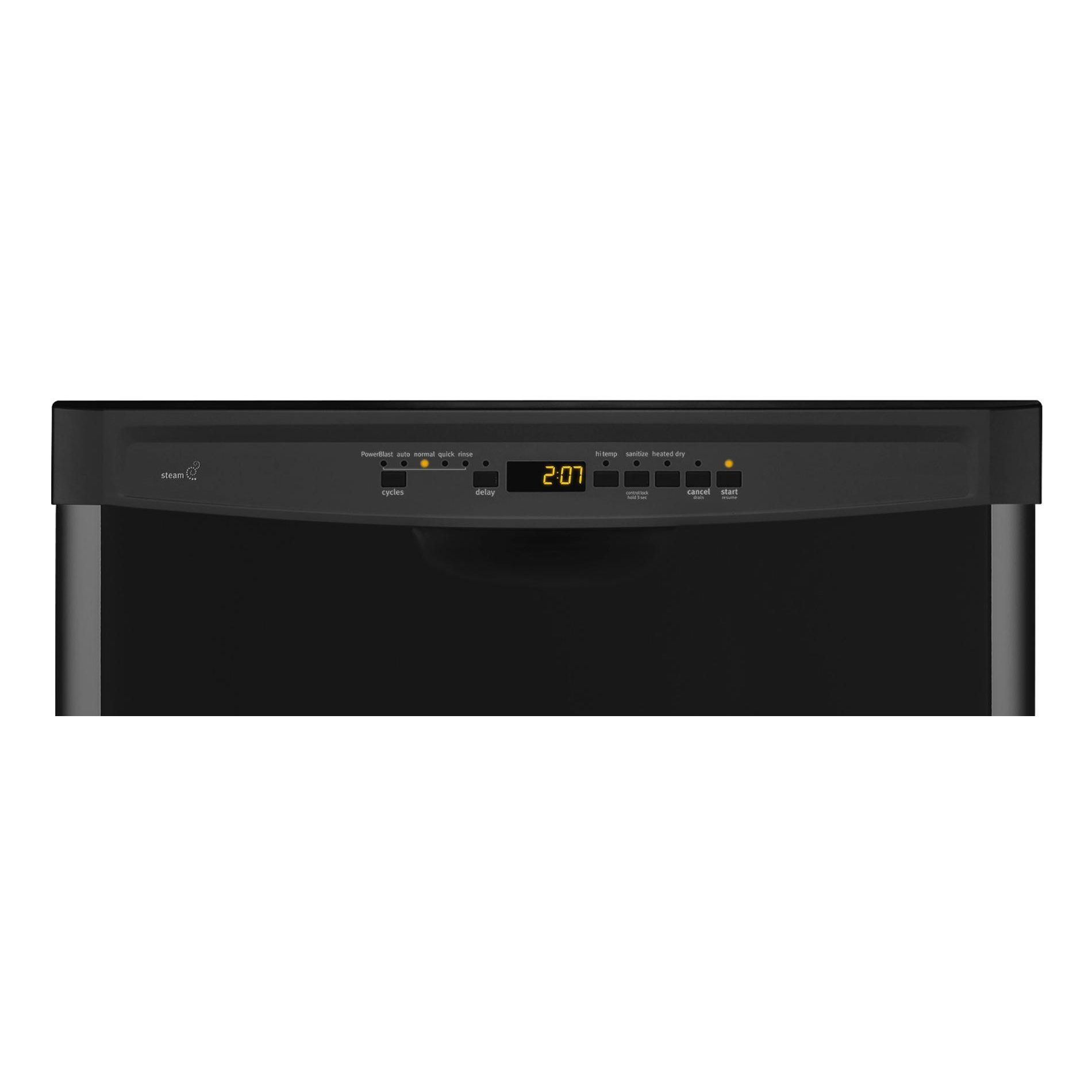 """Maytag MDB4949SDE 24"""" Built-In Dishwasher w/ PowerBlast™ Cycle - Black"""
