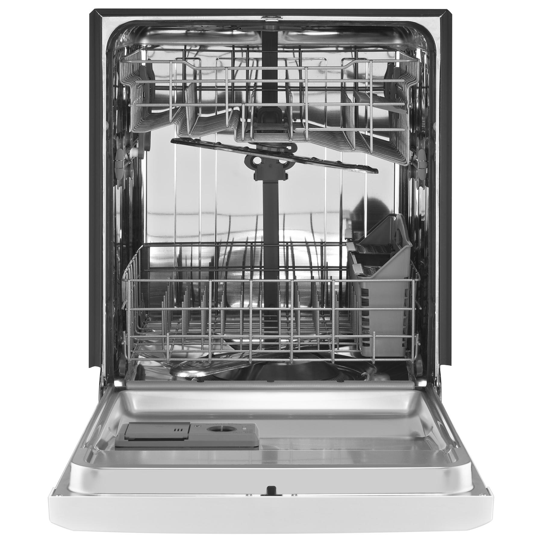 """Maytag MDB4949SDH 24"""" Built-In Dishwasher w/ PowerBlast™ Cycle - White"""
