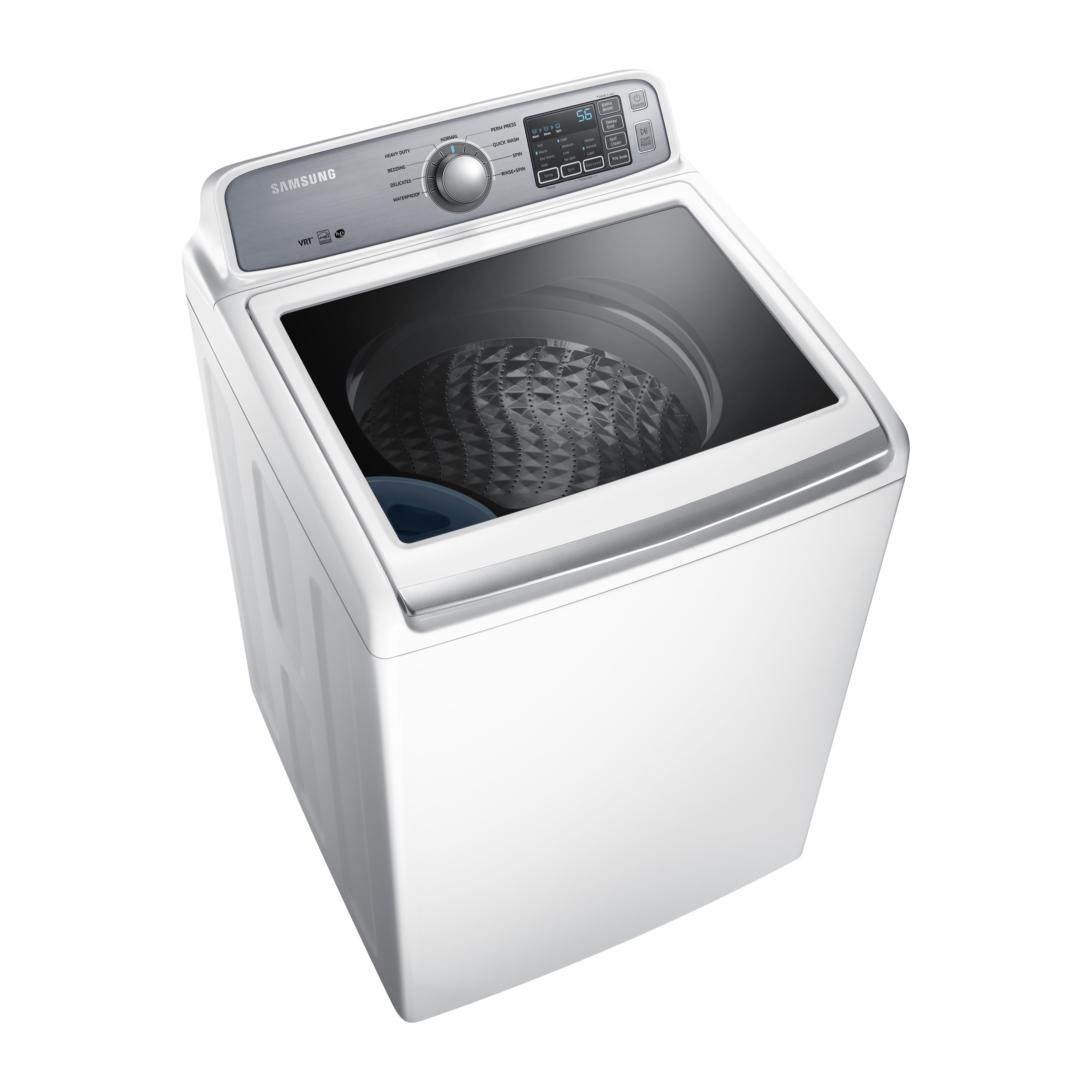Samsung WA45H7000AW 4.5 cu. ft. Top-Load Washer - White