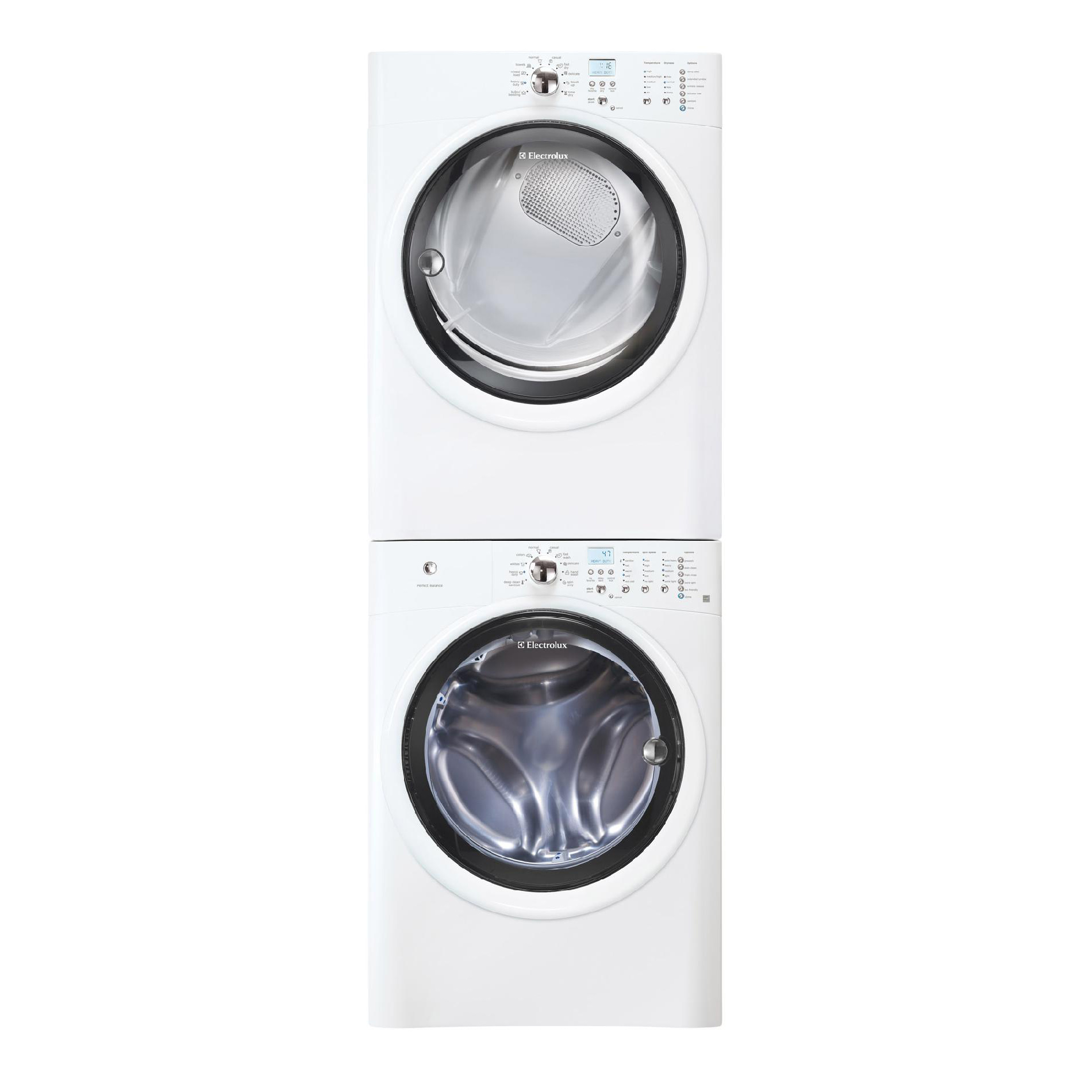 Electrolux EIED50LIW 8.0 cu. ft. Electric Dryer w/ IQ-Touch™ Controls - Island White