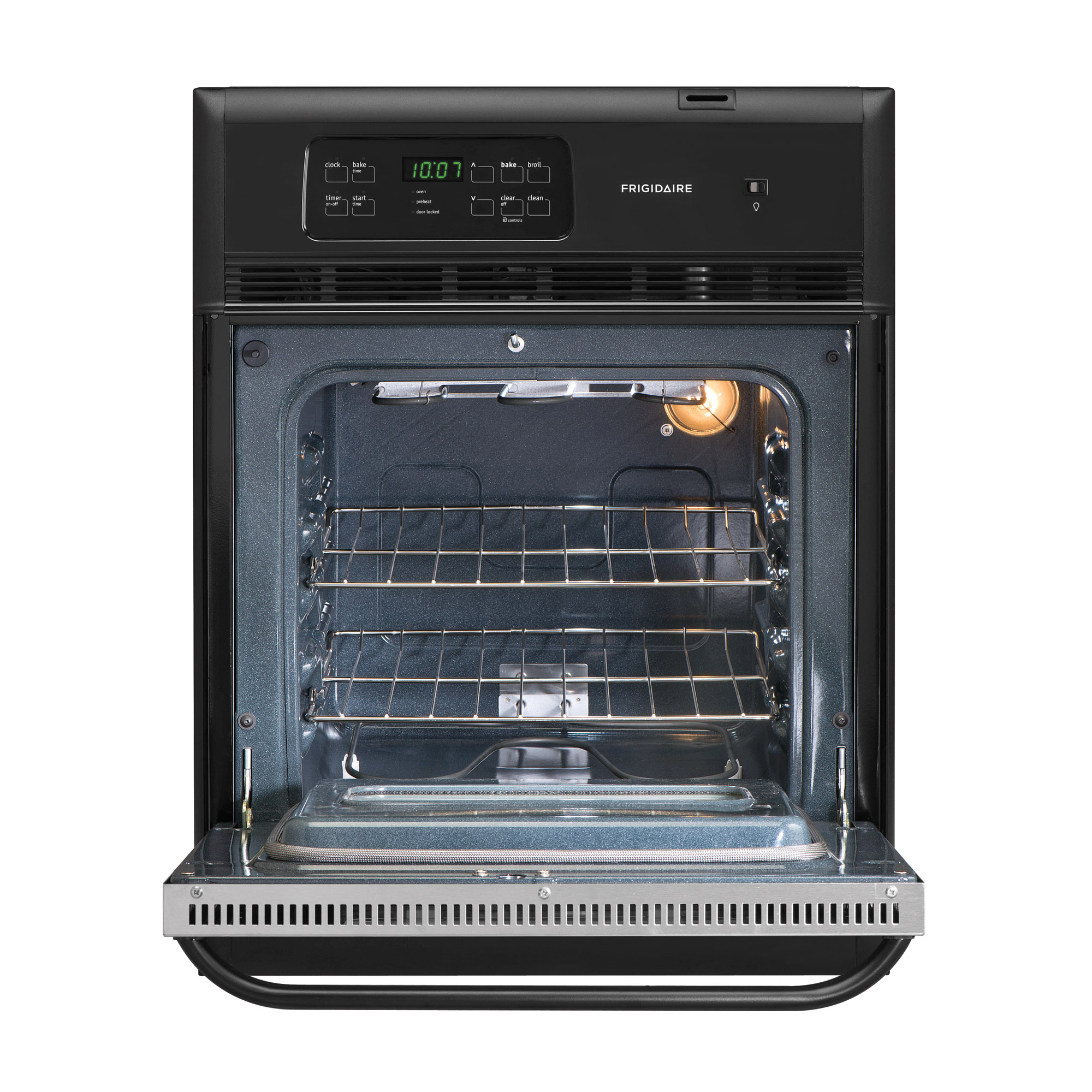 "Frigidaire 24"" Electric Single Self-Clean Wall Oven"