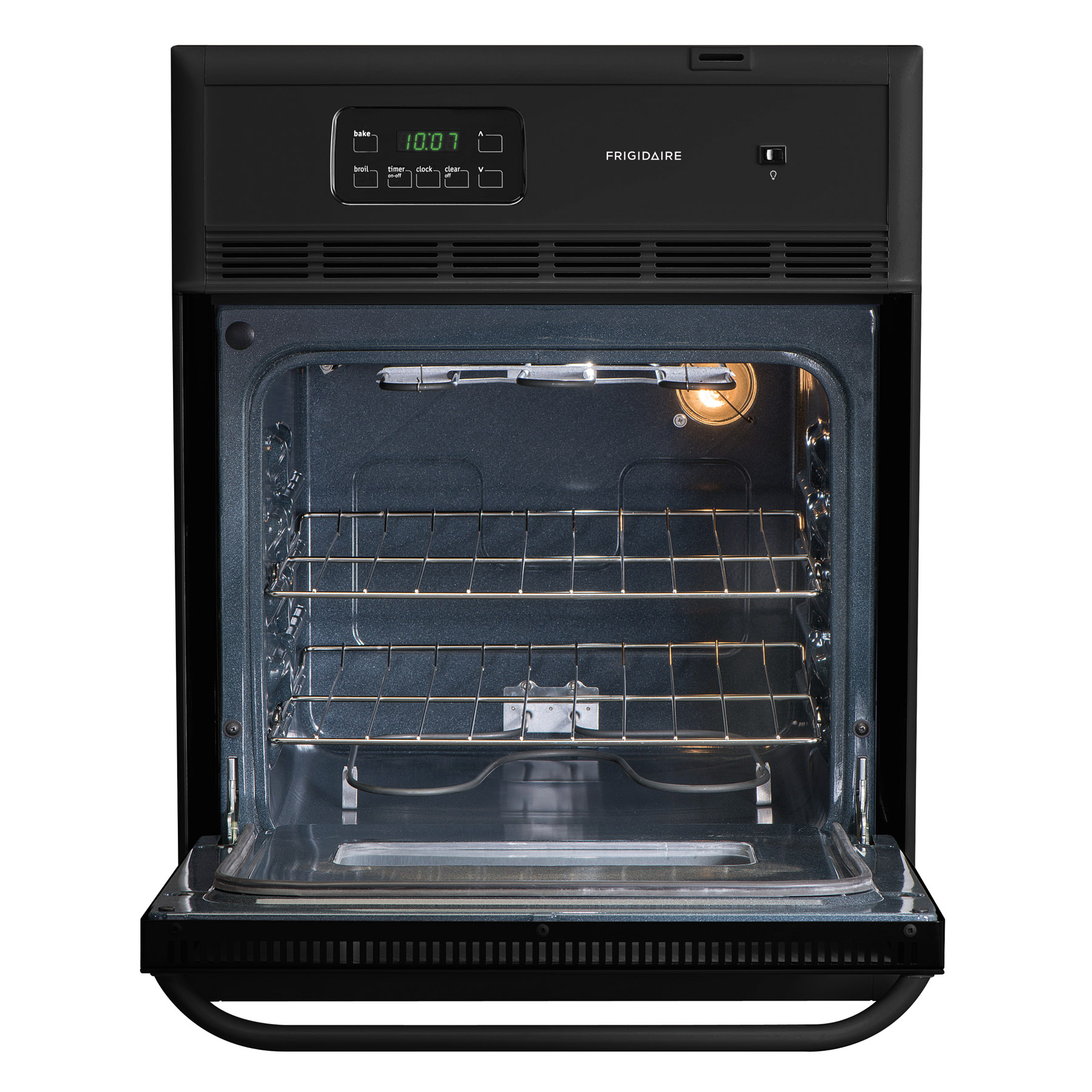 "Frigidaire 24"" Electric Single Wall Oven - Black"