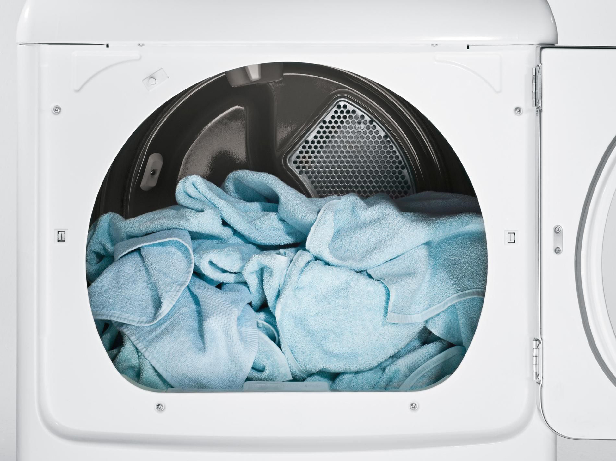 GE 7.8 cu. ft. Electric Dryer - White
