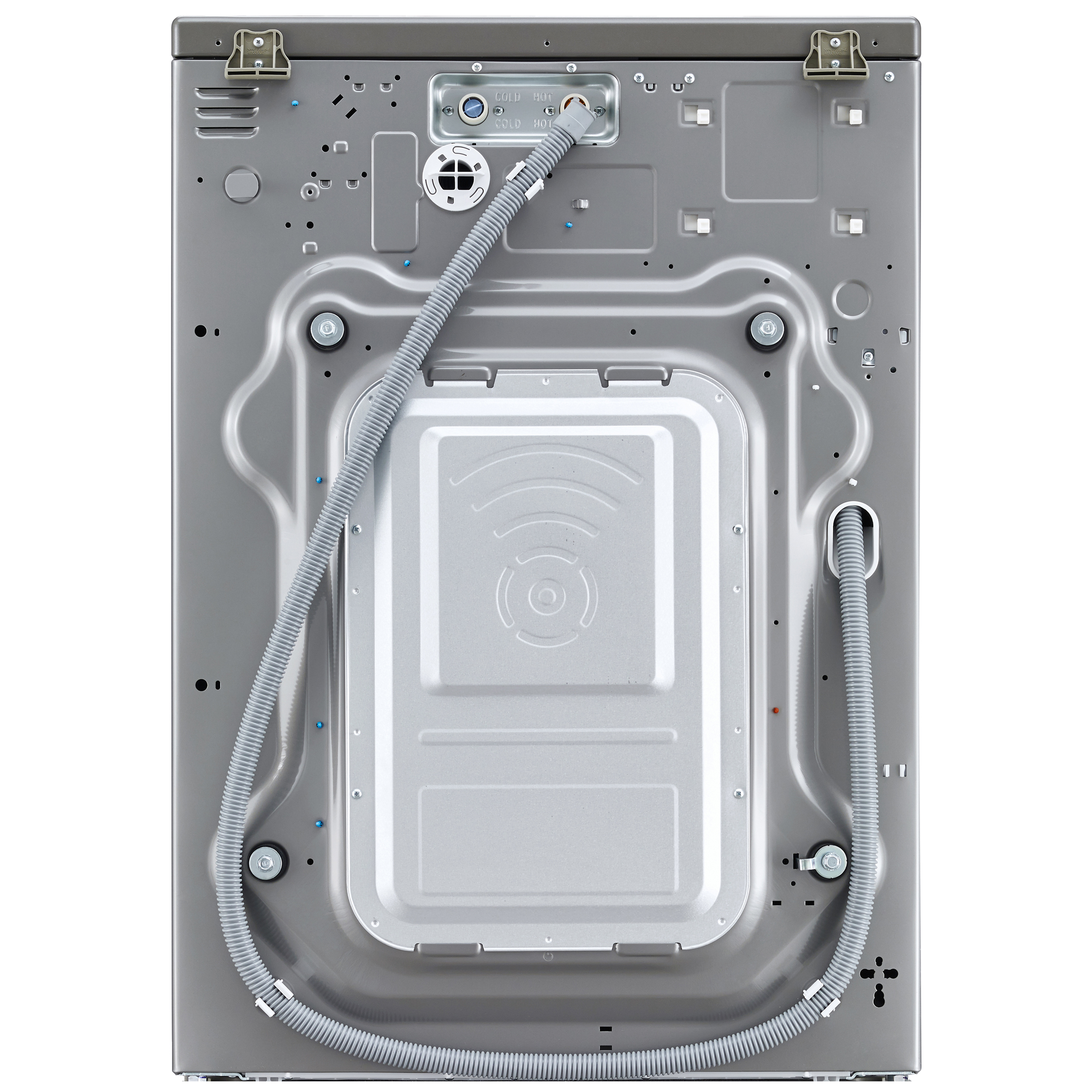 LG WM4270HVA 4.5 cu. ft. Front Load Washer w/ TurboWash™ Technology – Graphite Steel