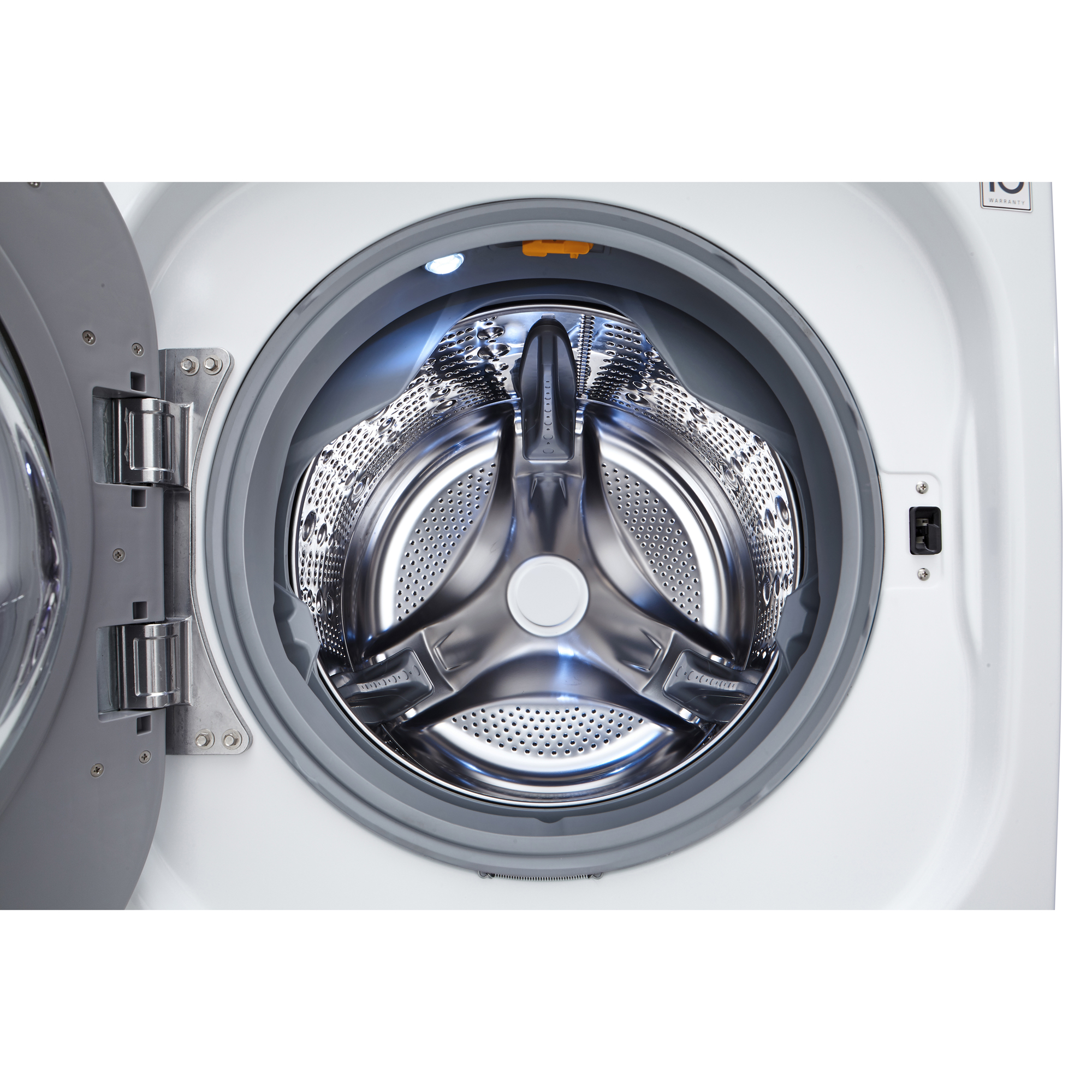 LG WM4270HWA 4.5 cu. ft. Front Load Washer w/ TurboWash™ Technology – White