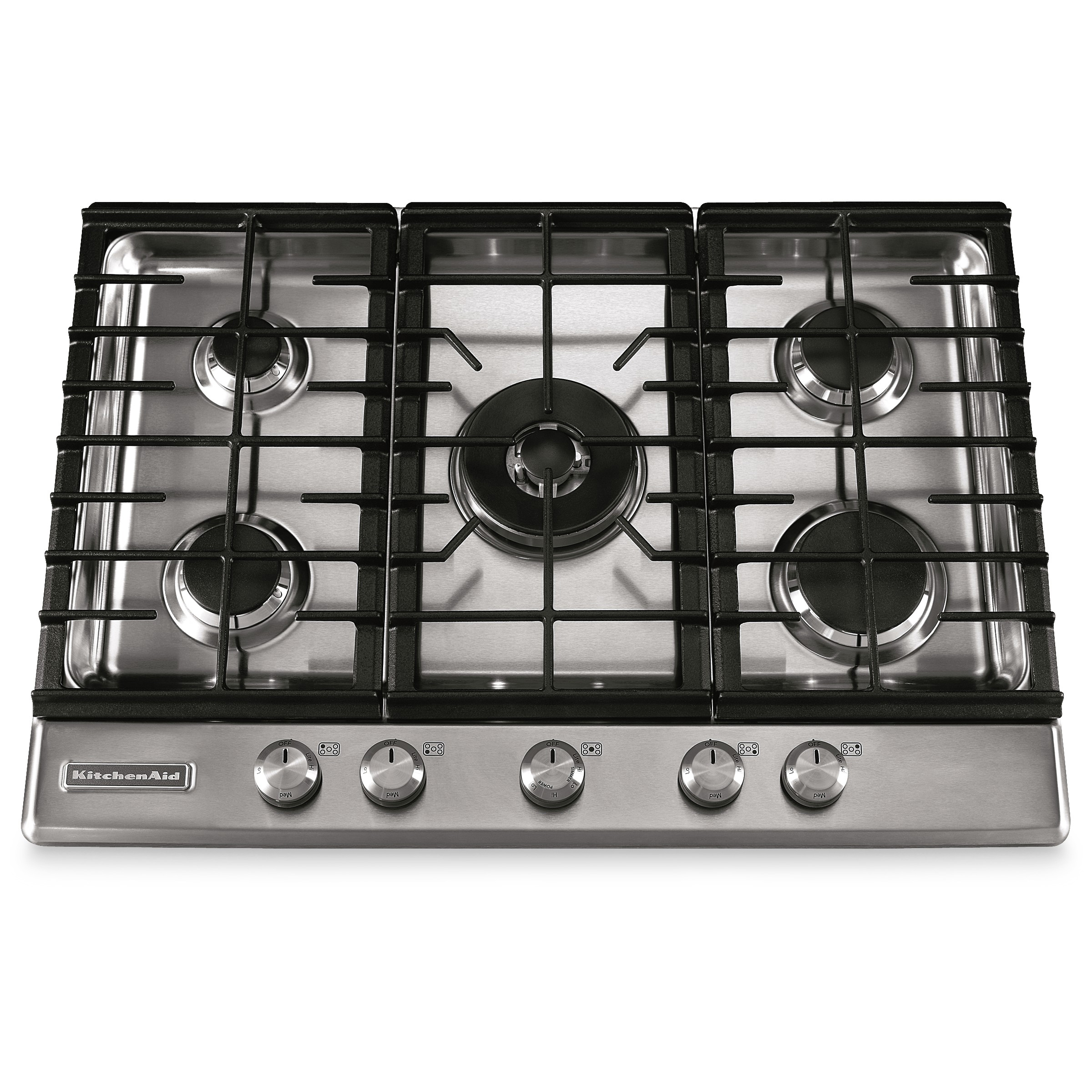 "KitchenAid 30"" Gas Cooktop"