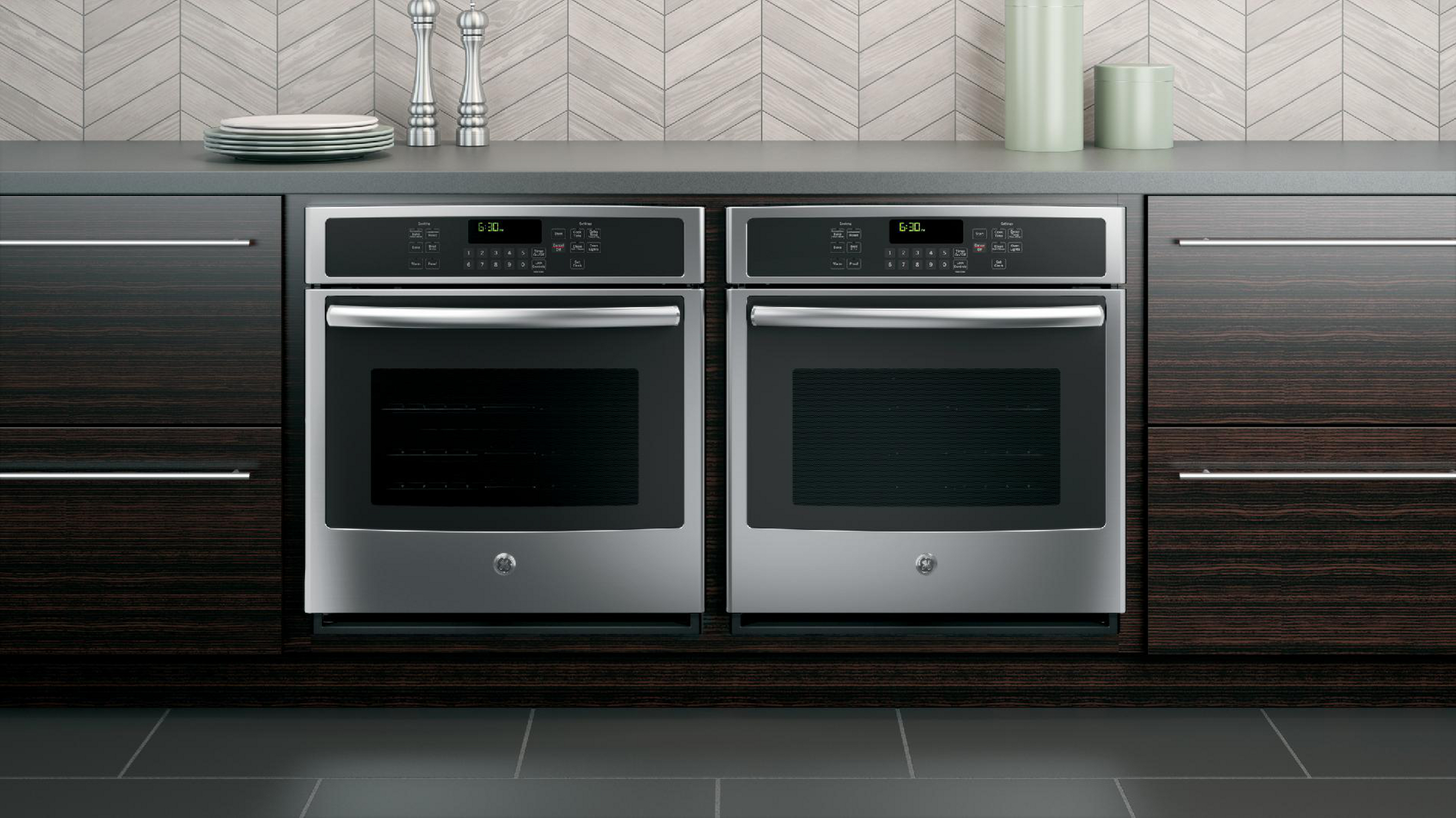 "GE 27"" Electric Single Wall Oven w/ True Convection - Stainless Steel"