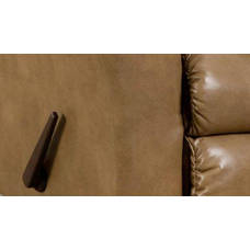 Simmons Upholstery Bonded Leather Recliner Shop Living