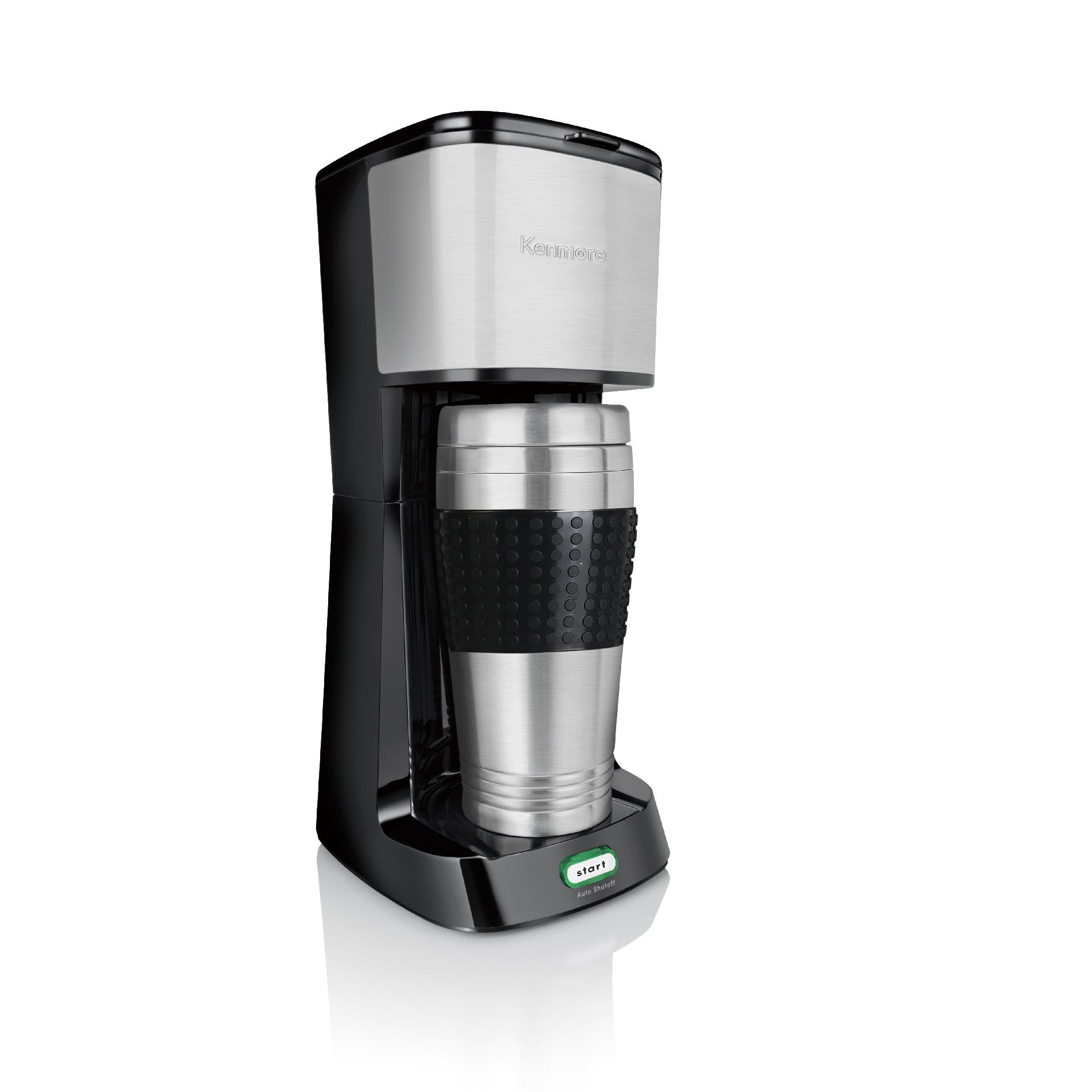 Kenmore One to Go Travel Coffee Maker