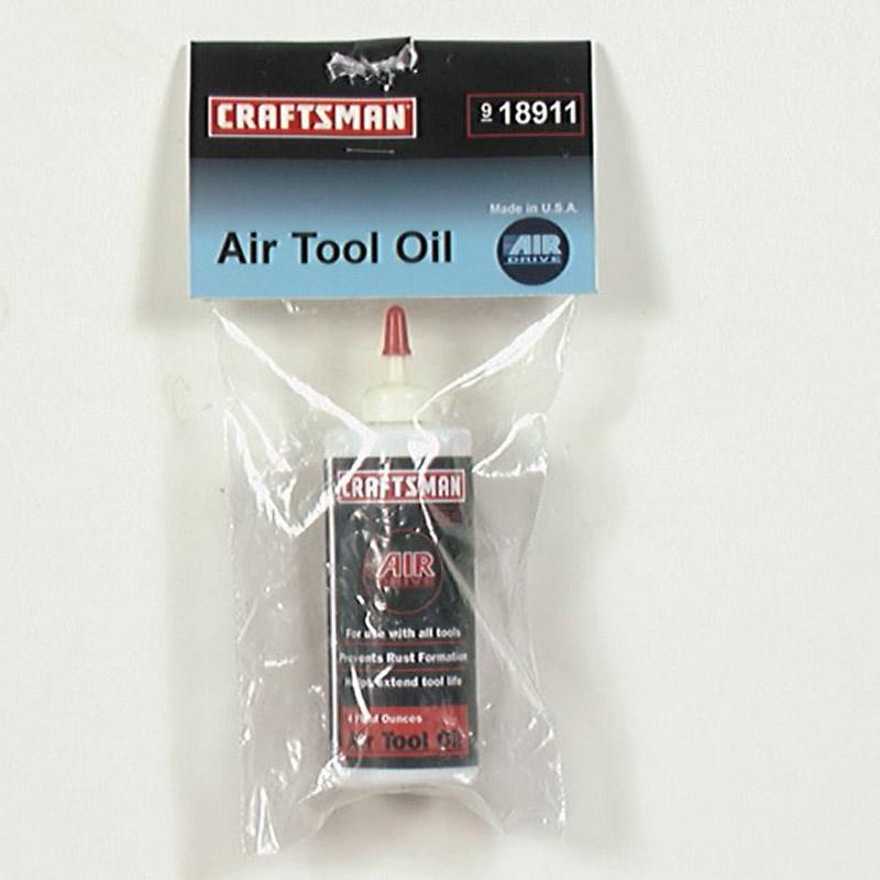 Craftsman 4 oz. Air Tool Oil