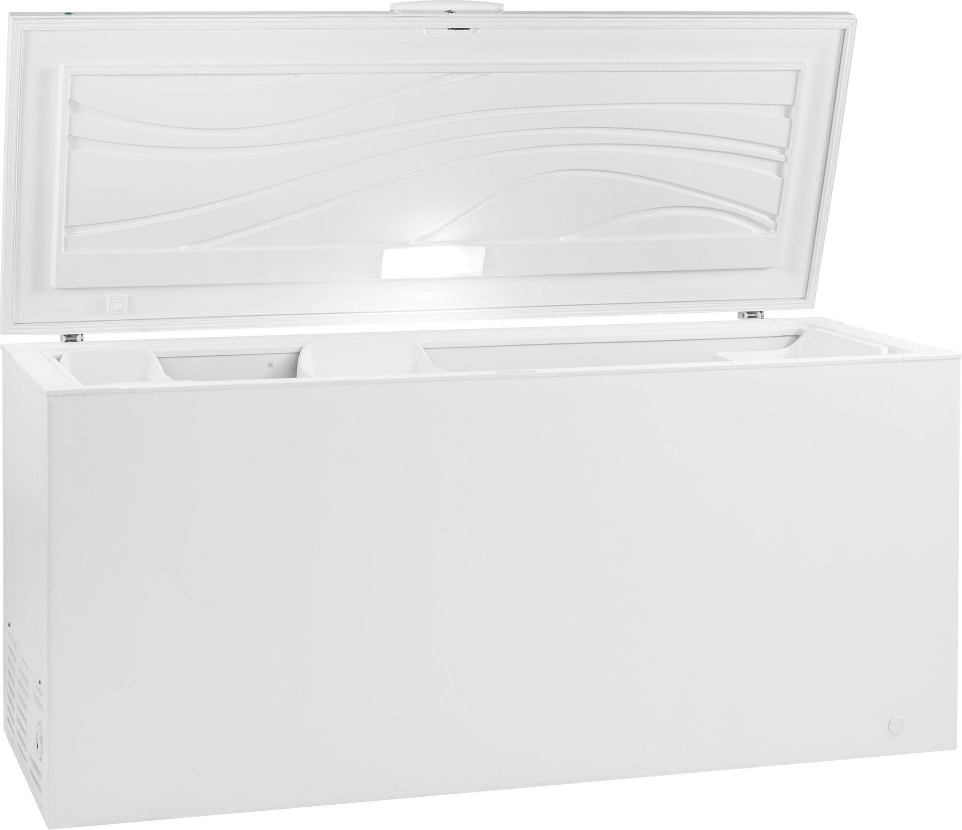 Frigidaire FFFC18M6QW 17.5 cu. ft Chest Freezer - White