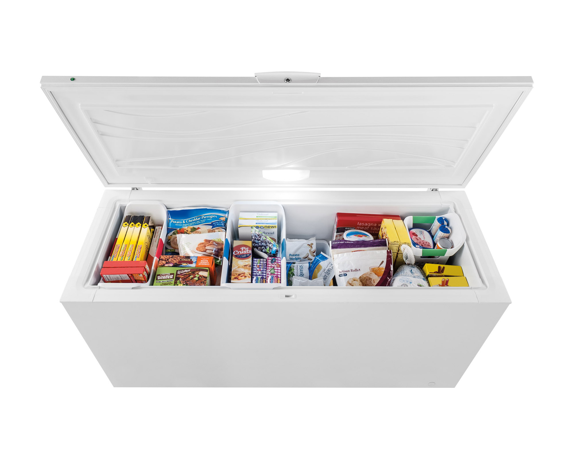 Frigidaire FFFC22M6QW 21.6 cu. ft. Chest Freezer - White