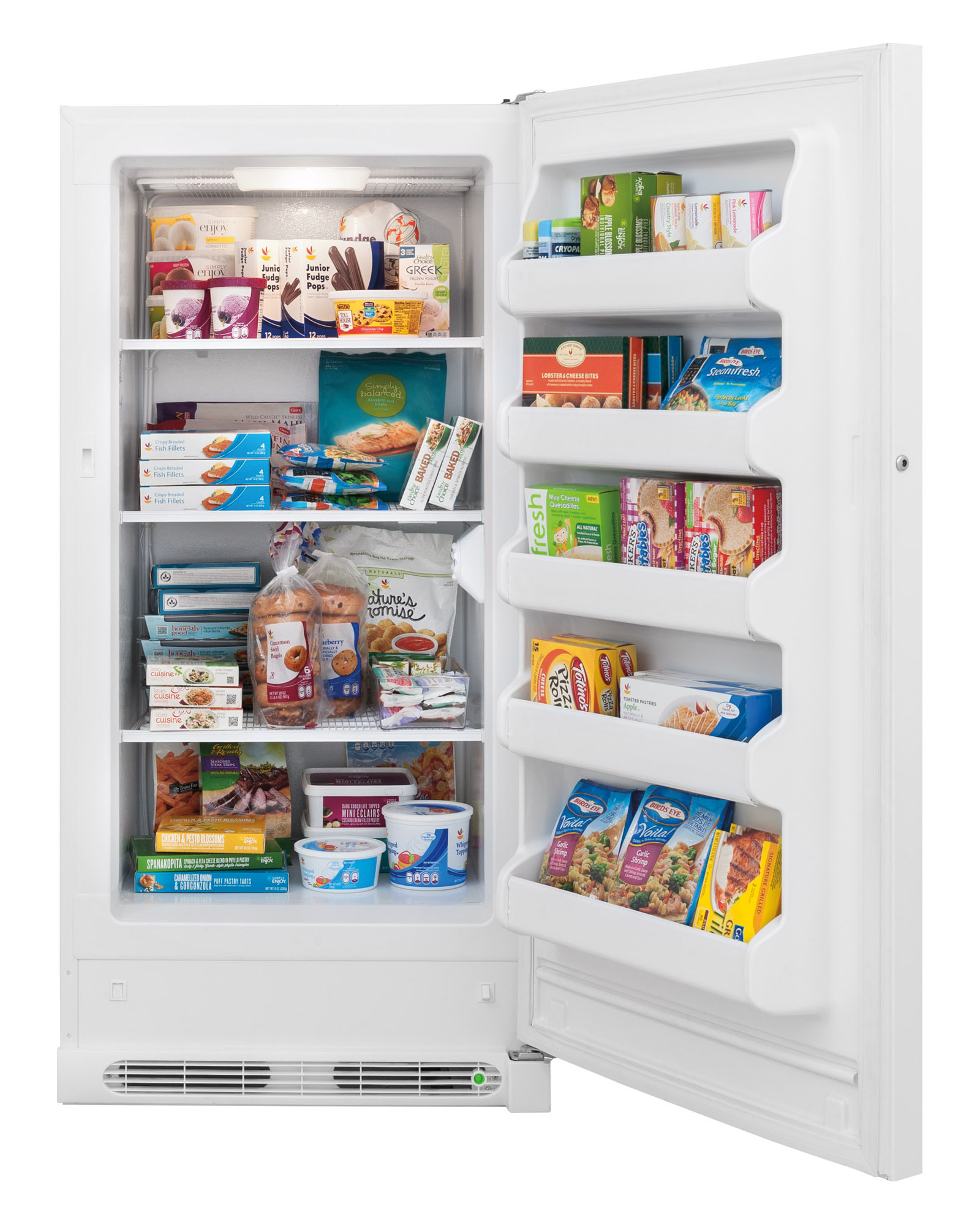 Frigidaire FFFU14M1QW 14.4 cu. ft. Upright Freezer - White