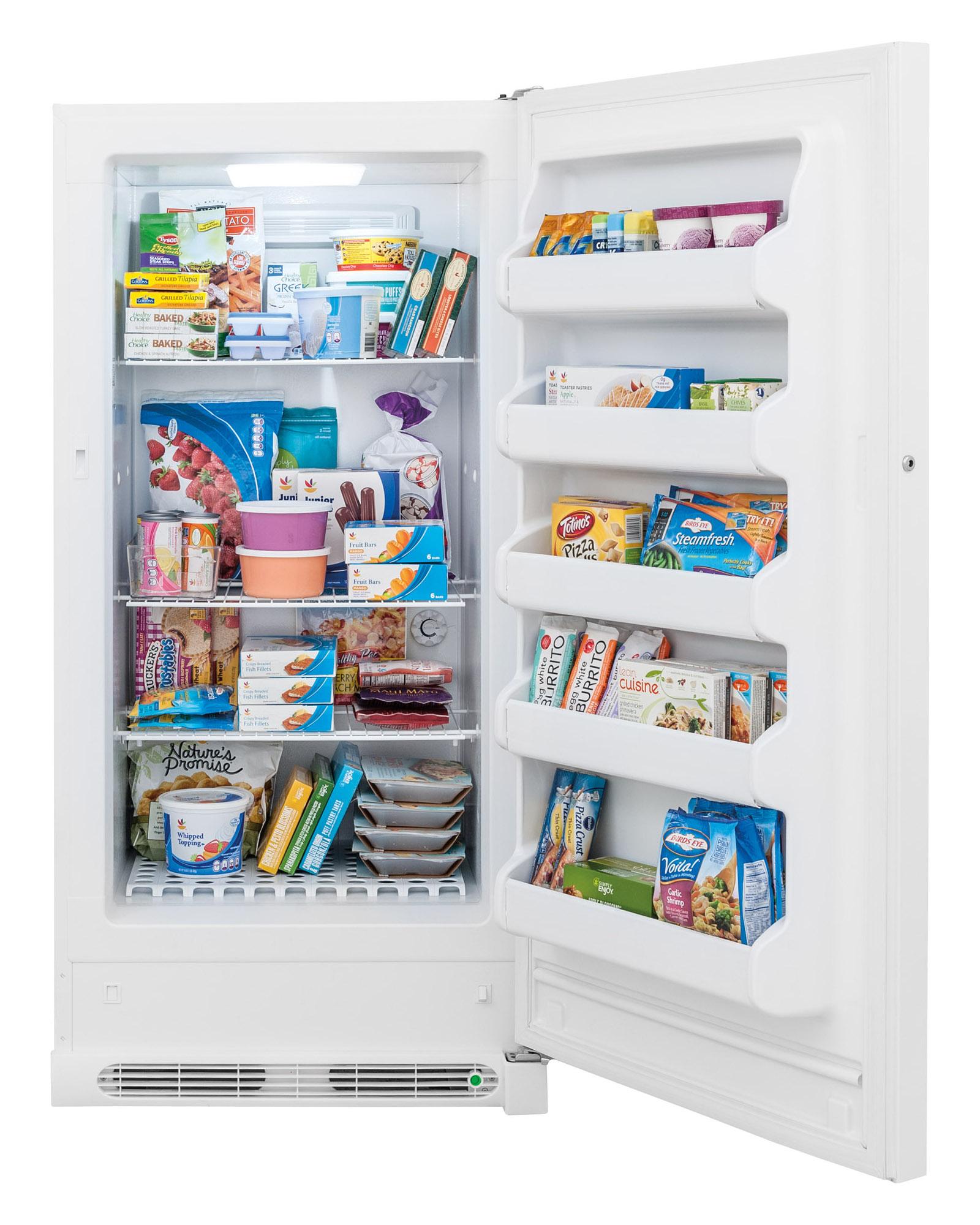 Frigidaire FFFU14F2QW 13.8 cu. ft. Upright Freezer - White