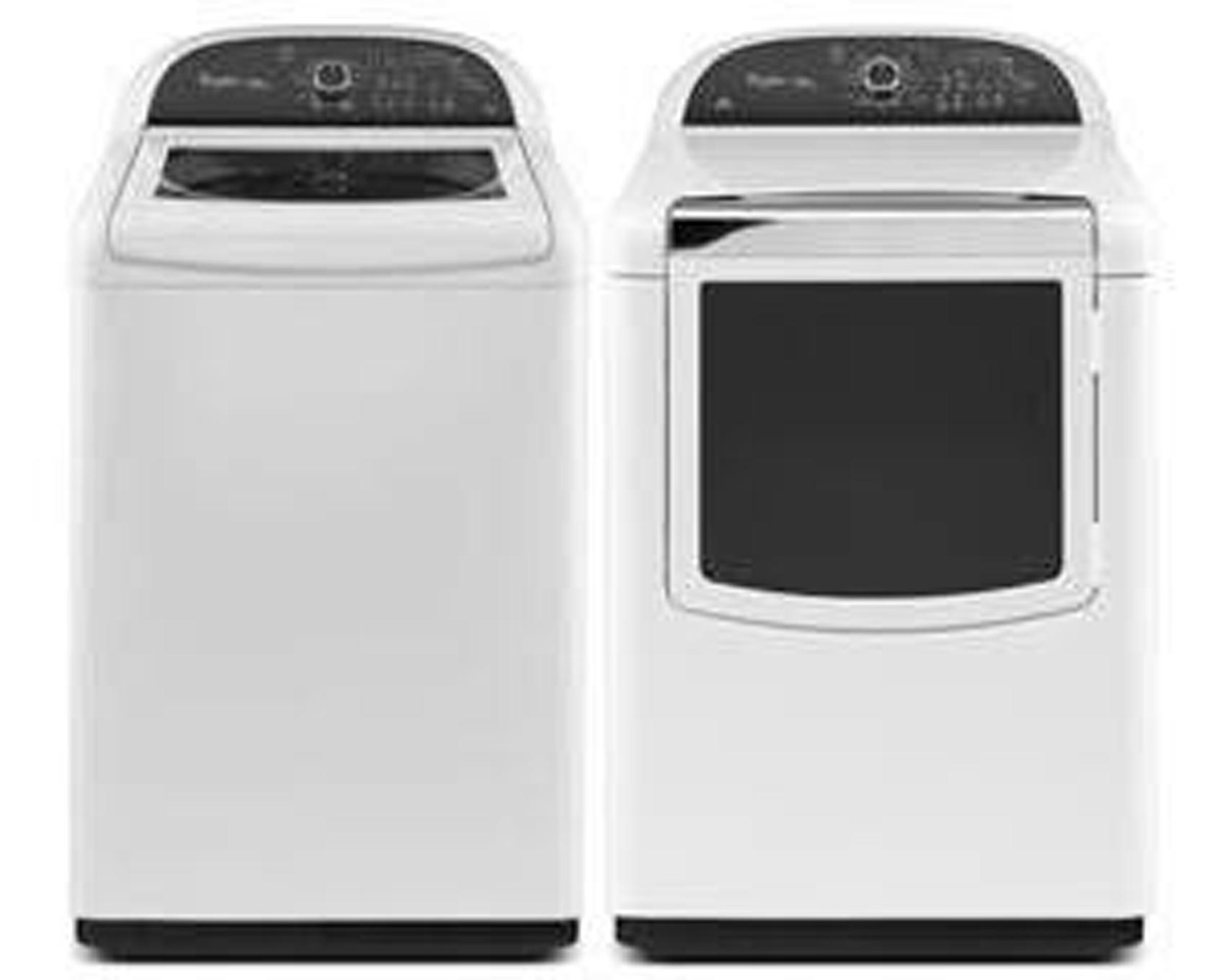 Whirlpool Washer Laundry Package