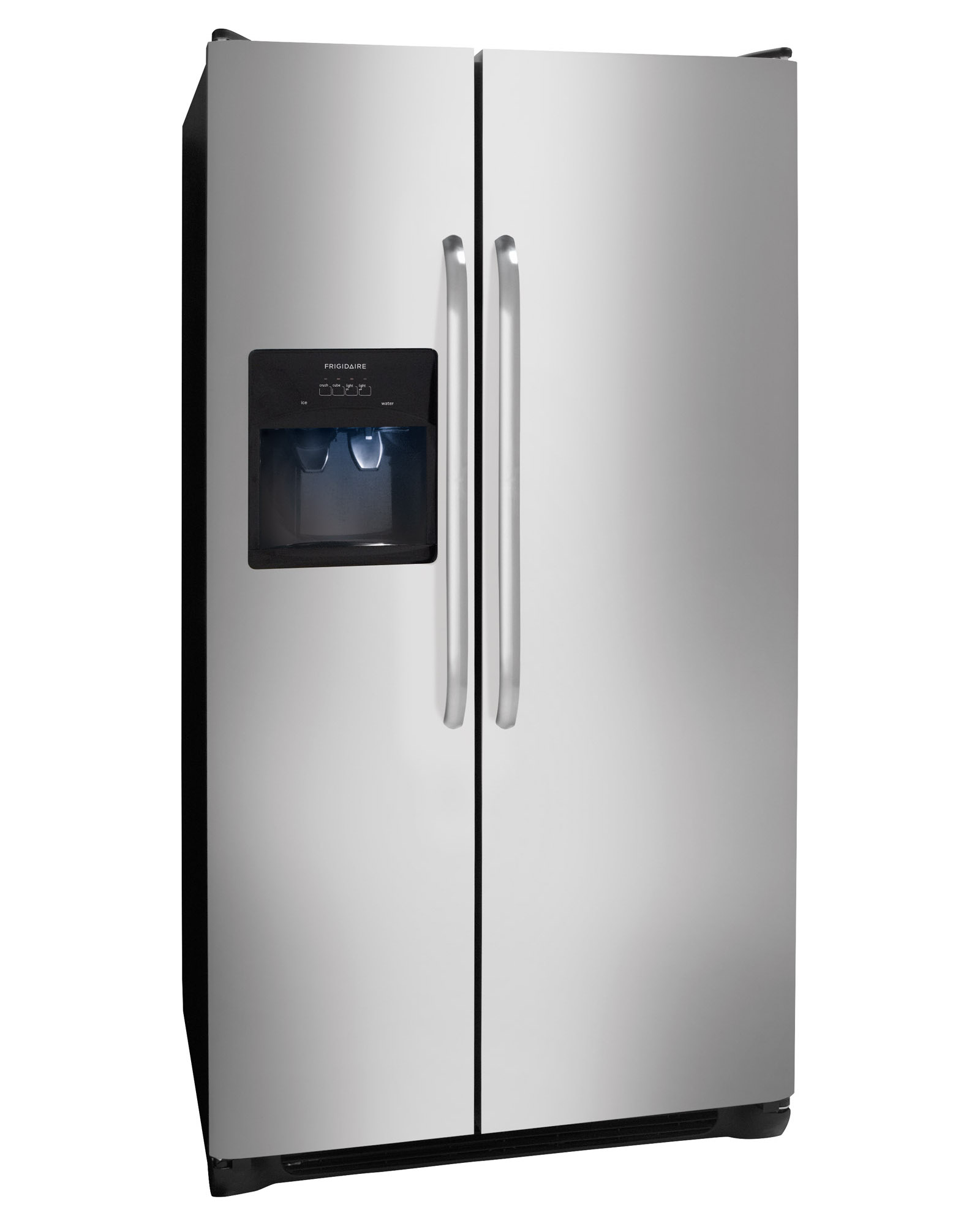 Frigidaire FFSS2614QS 25.5 cu. ft. Side-by-Side Refrigerator - Stainless