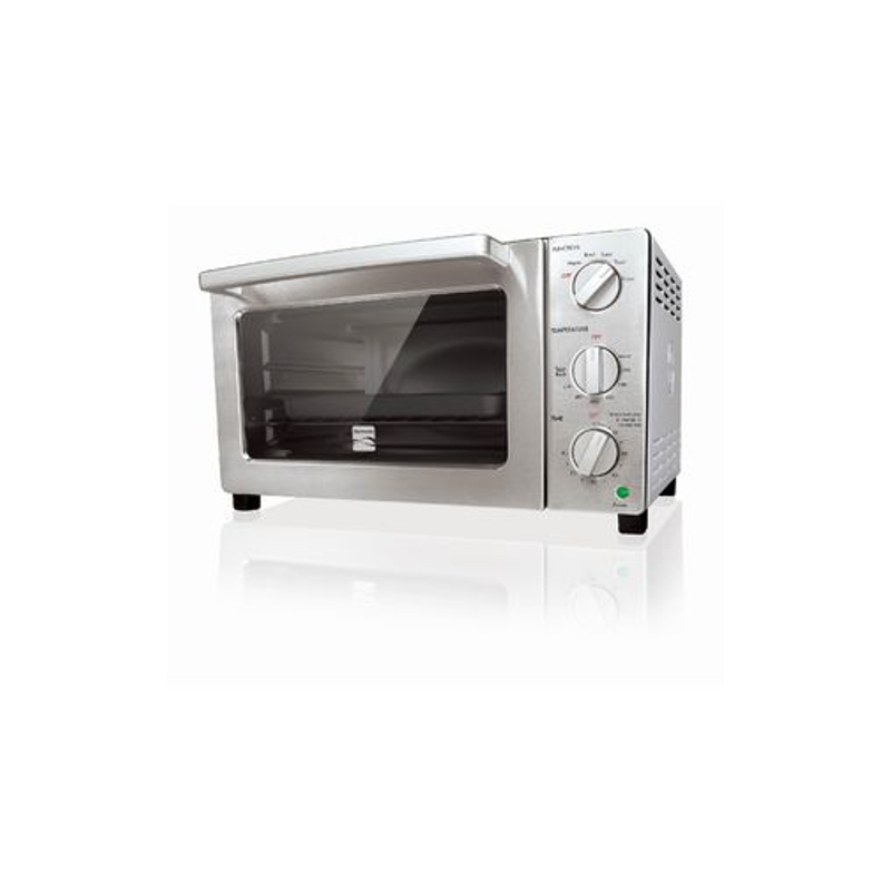 Kenmore 6-Slice Convection Toaster Oven  White