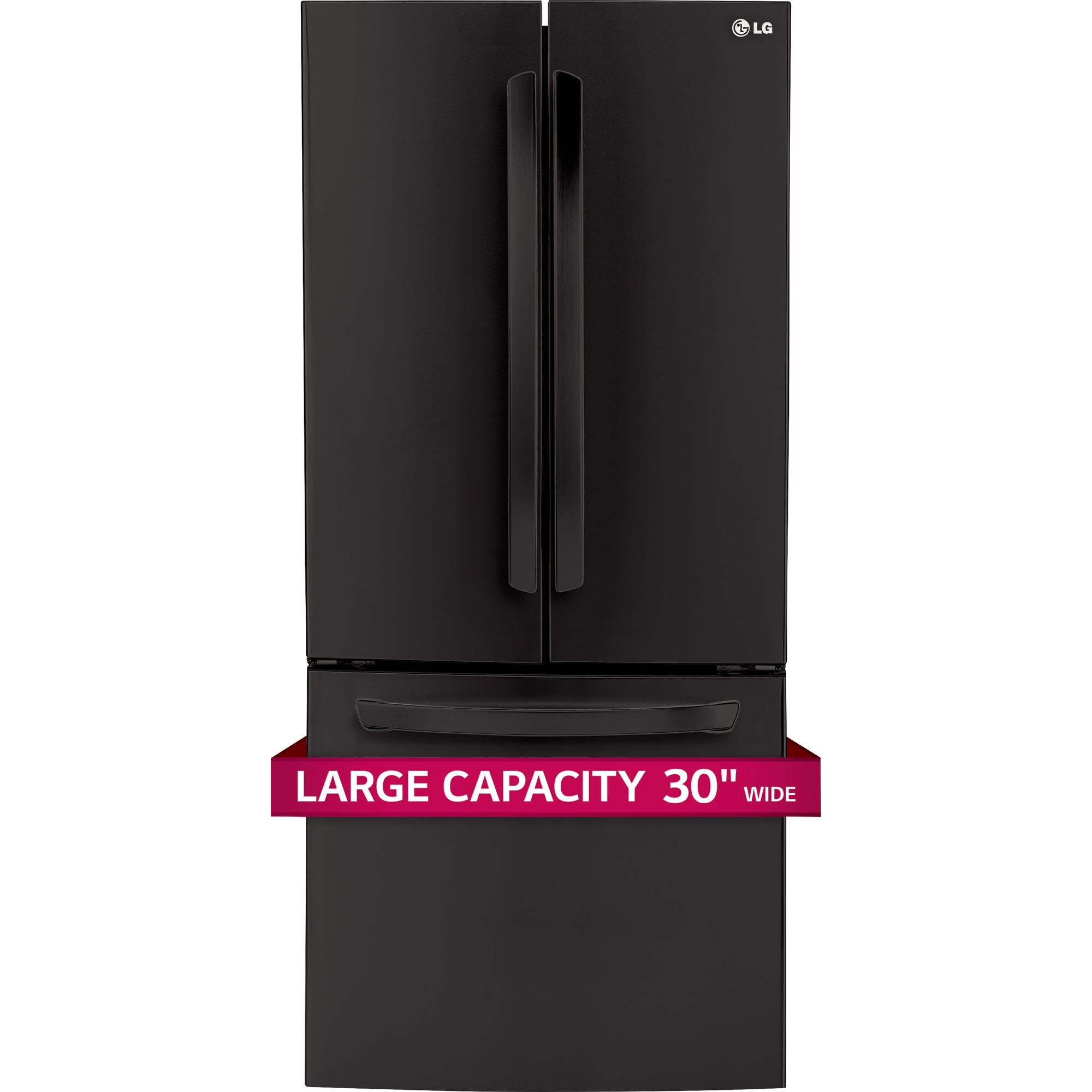 LG LFC22770SB 21.8 cu. ft. French Door Bottom-Freezer Refrigerator