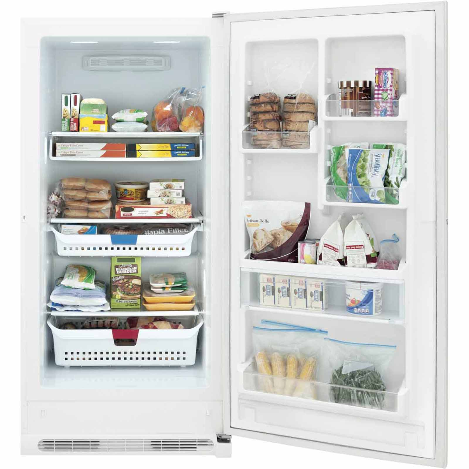 Frigidaire FFFH17F6QW 16.9 cu. ft. Upright Freezer - White