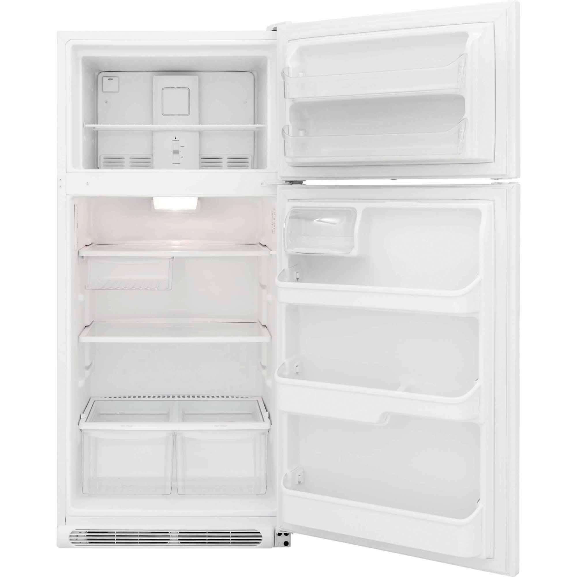 Frigidaire FFTR2131QP 20.5 cu. ft. Top Freezer Refrigerator - White