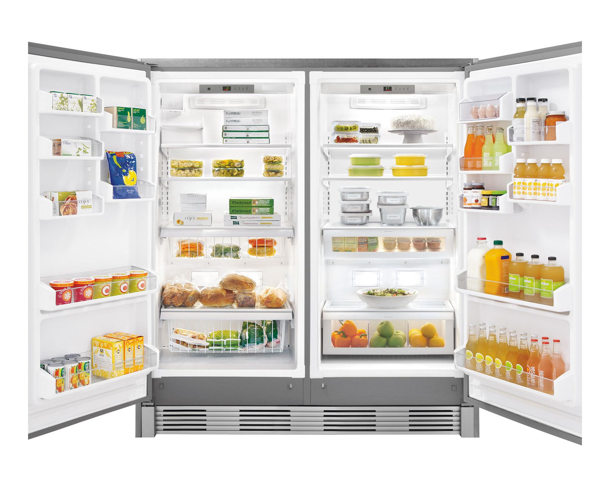 Frigidaire Professional Series 18.6 cu. ft. Freezerless Refrigerator - Stainless Steel