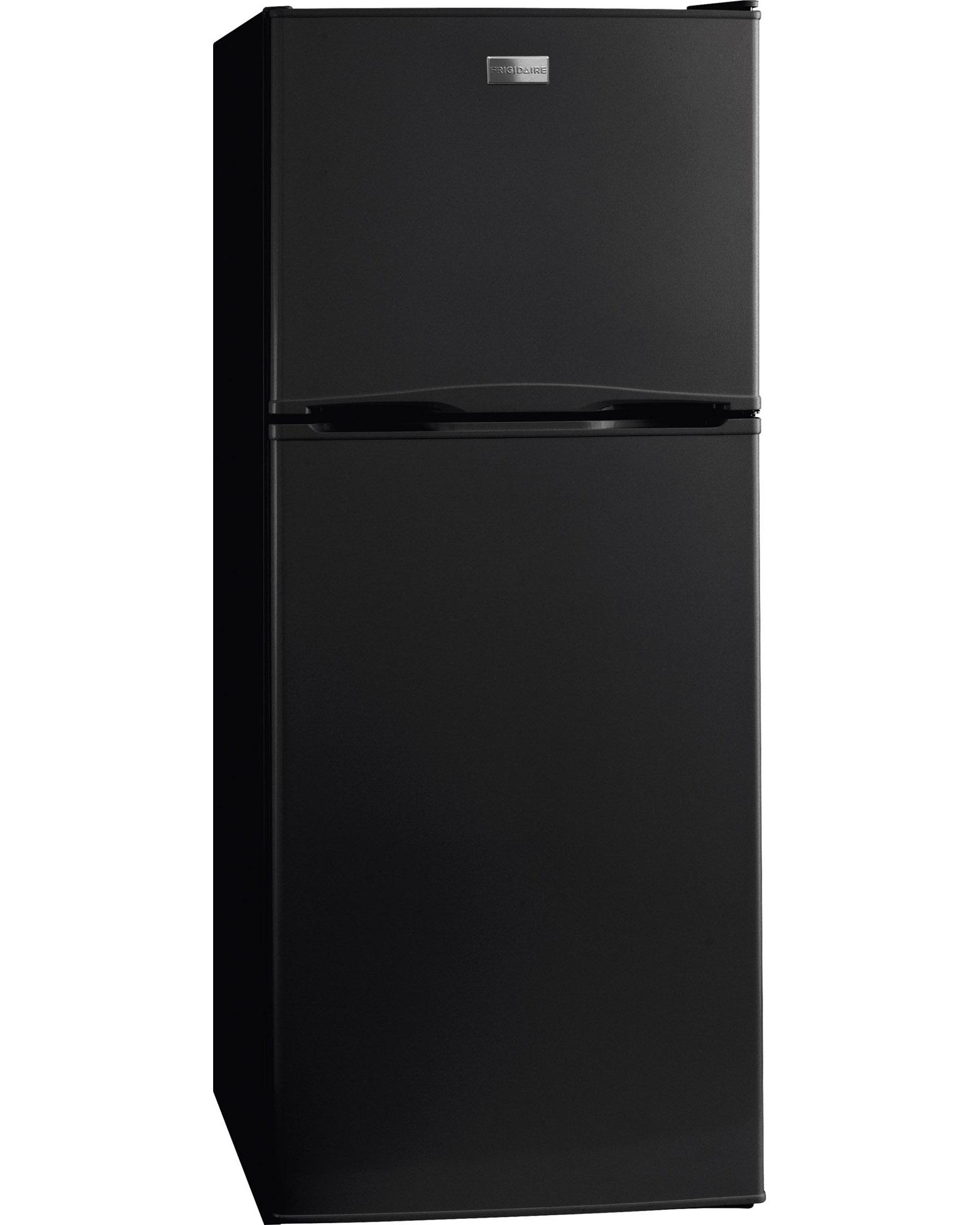 Frigidaire FFTR1022QB 10 cu. ft. Top Freezer Refrigerator - Black