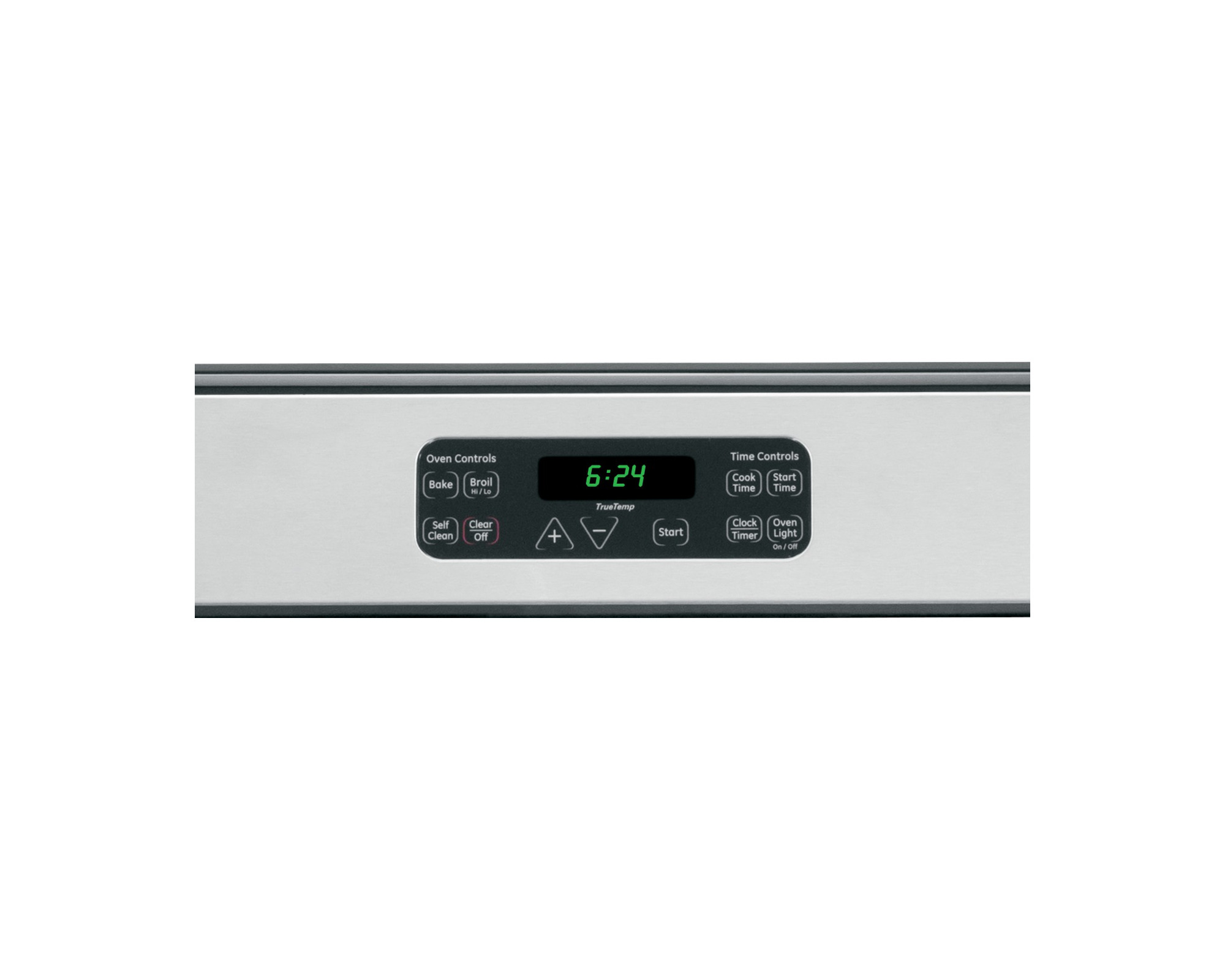 "GE Appliances JA624RNSS 24"" Self Clean Free-Standing Electric Range - Stainless Steel"