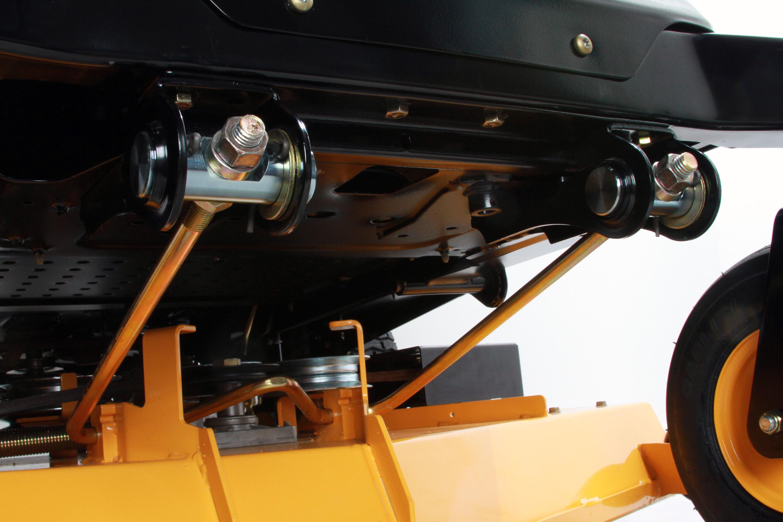 "Craftsman Pro Series 54"" 25 HP V-Twin Kohler Fabricated Deck Zero Turn Riding Mower"