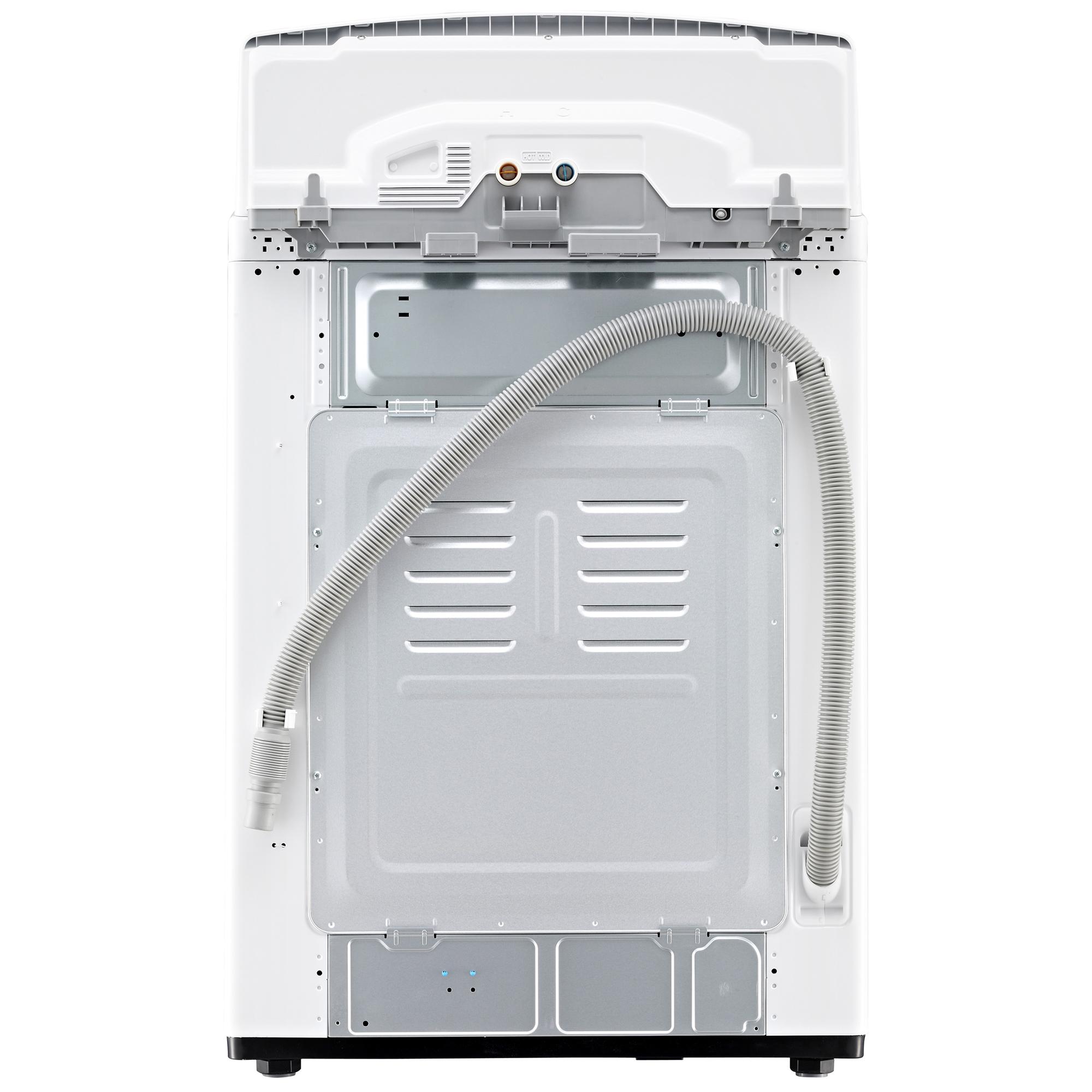 LG WT5480CW 5.0 cu.ft. Capacity Top Load Washer w/ TurboWash® – White