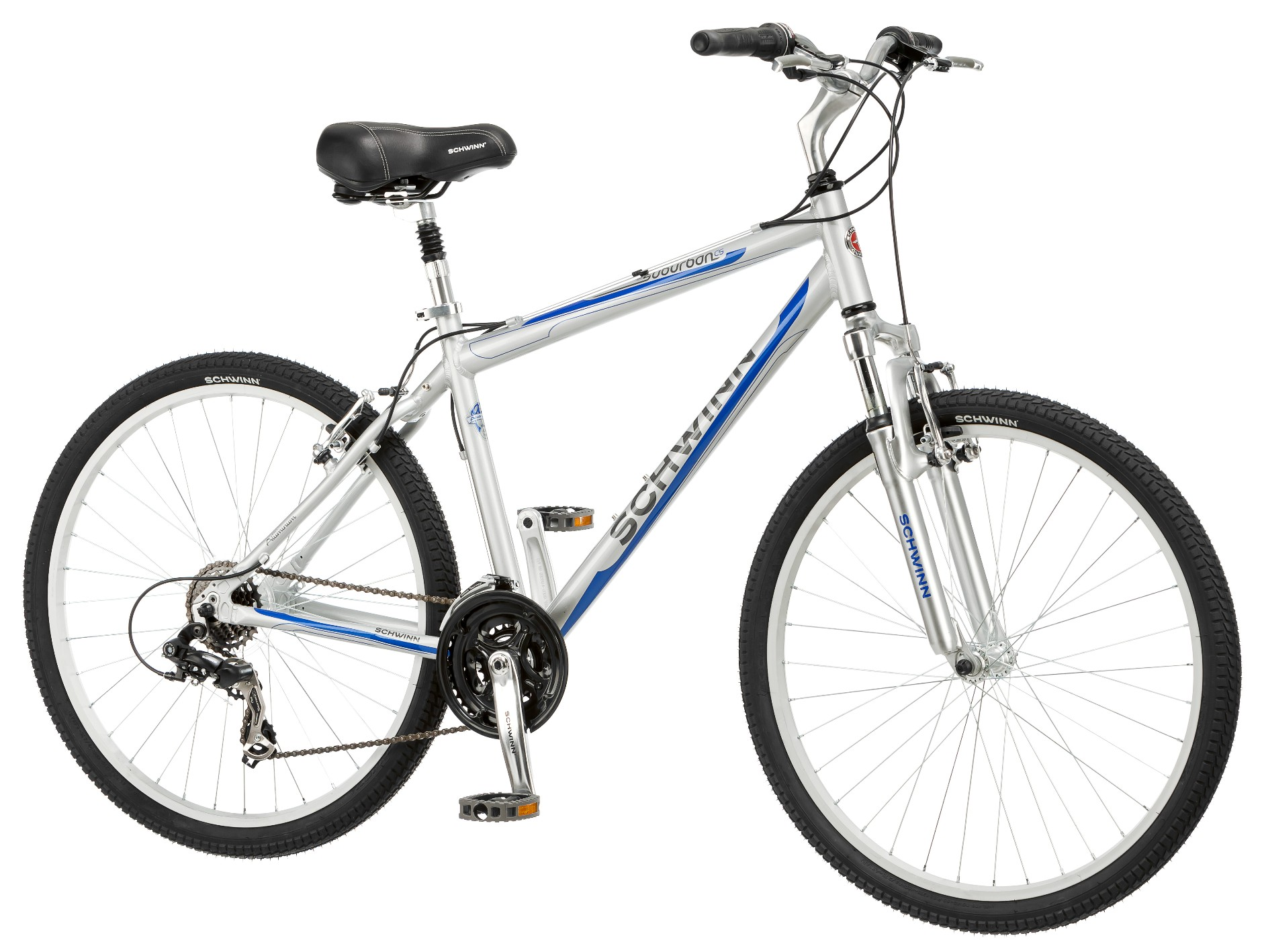 "Schwinn Suburban 26"" Mens Comfort Bike"