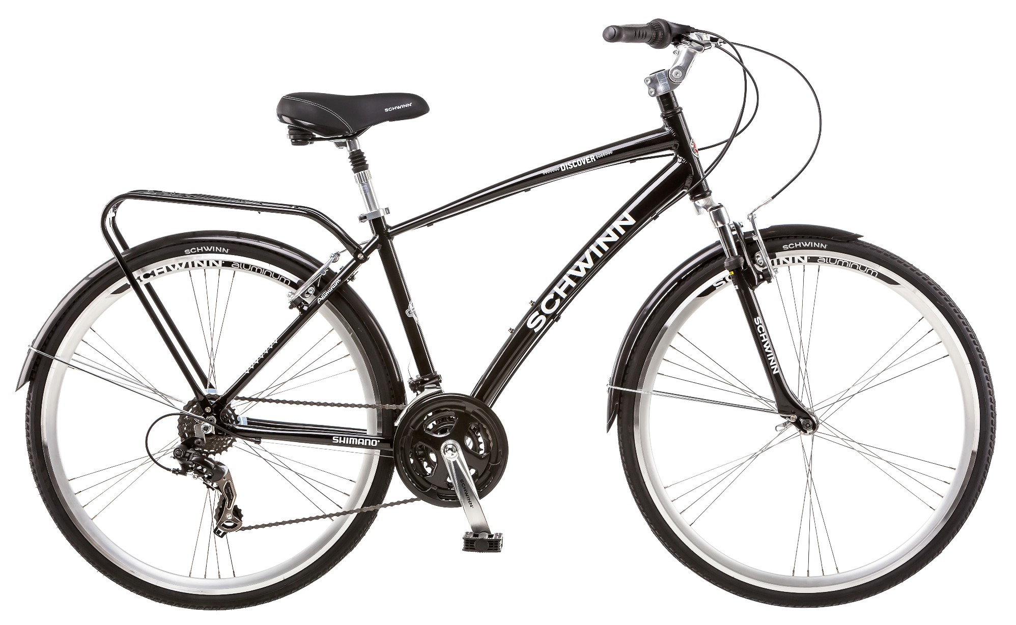 Schwinn Discover 700c Mens Bicycle
