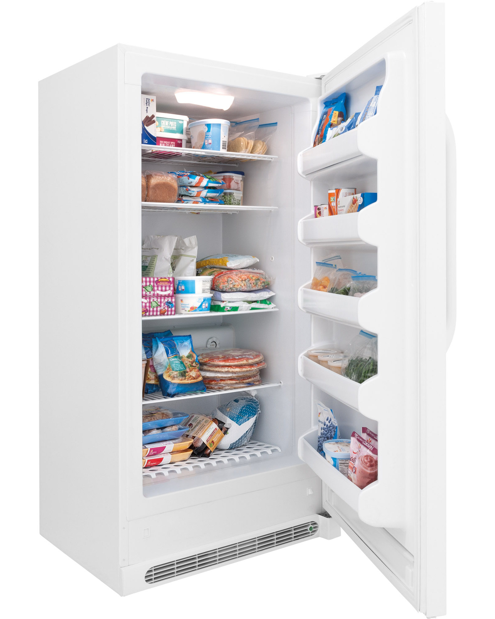 Frigidaire FFFH17F2QW 16.6 cu. ft. Upright Freezer - White
