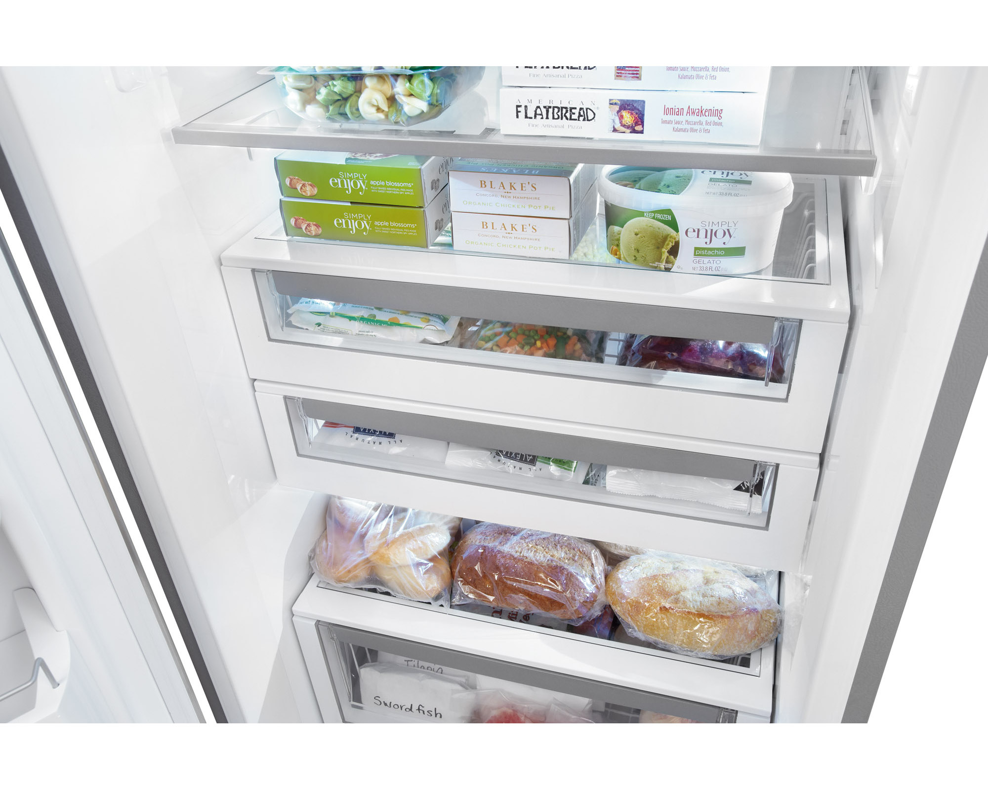 Electrolux EI32AF80QS 18.6 cu. ft. Upright Freezer - Stainless Steel