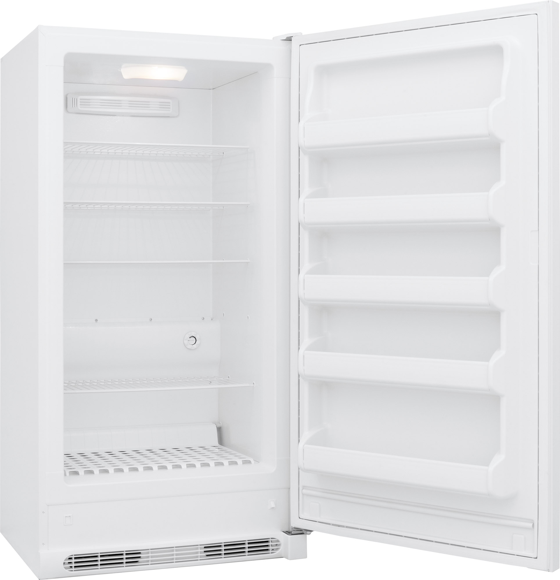 Frigidaire FFRU17B2QW 16.6 cu. ft. Counter-Depth Freezerless Refrigerator - White