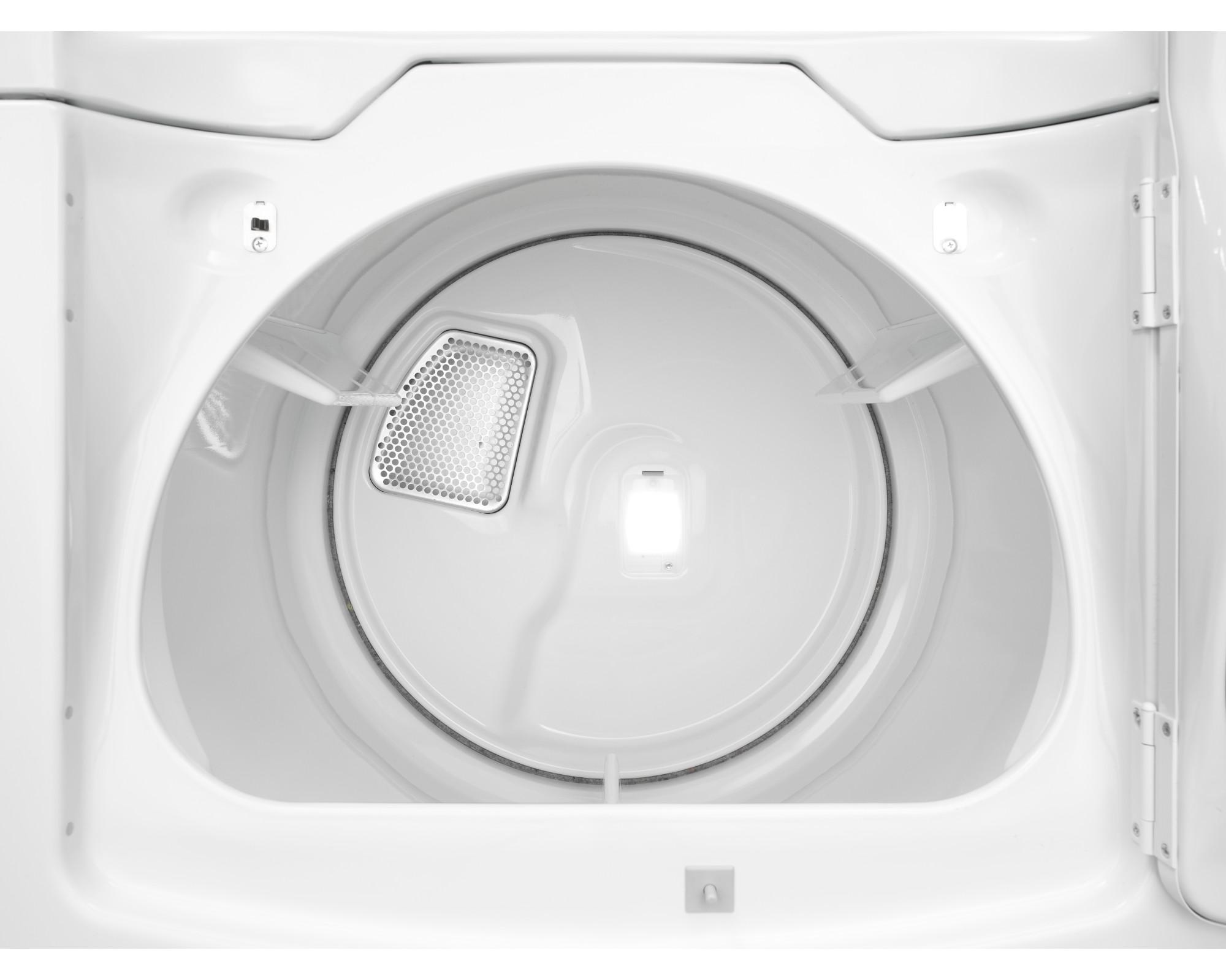 Whirlpool WGD8000DW 8.8 cu. ft. Cabrio® Gas Dryer - White WGD8000DW
