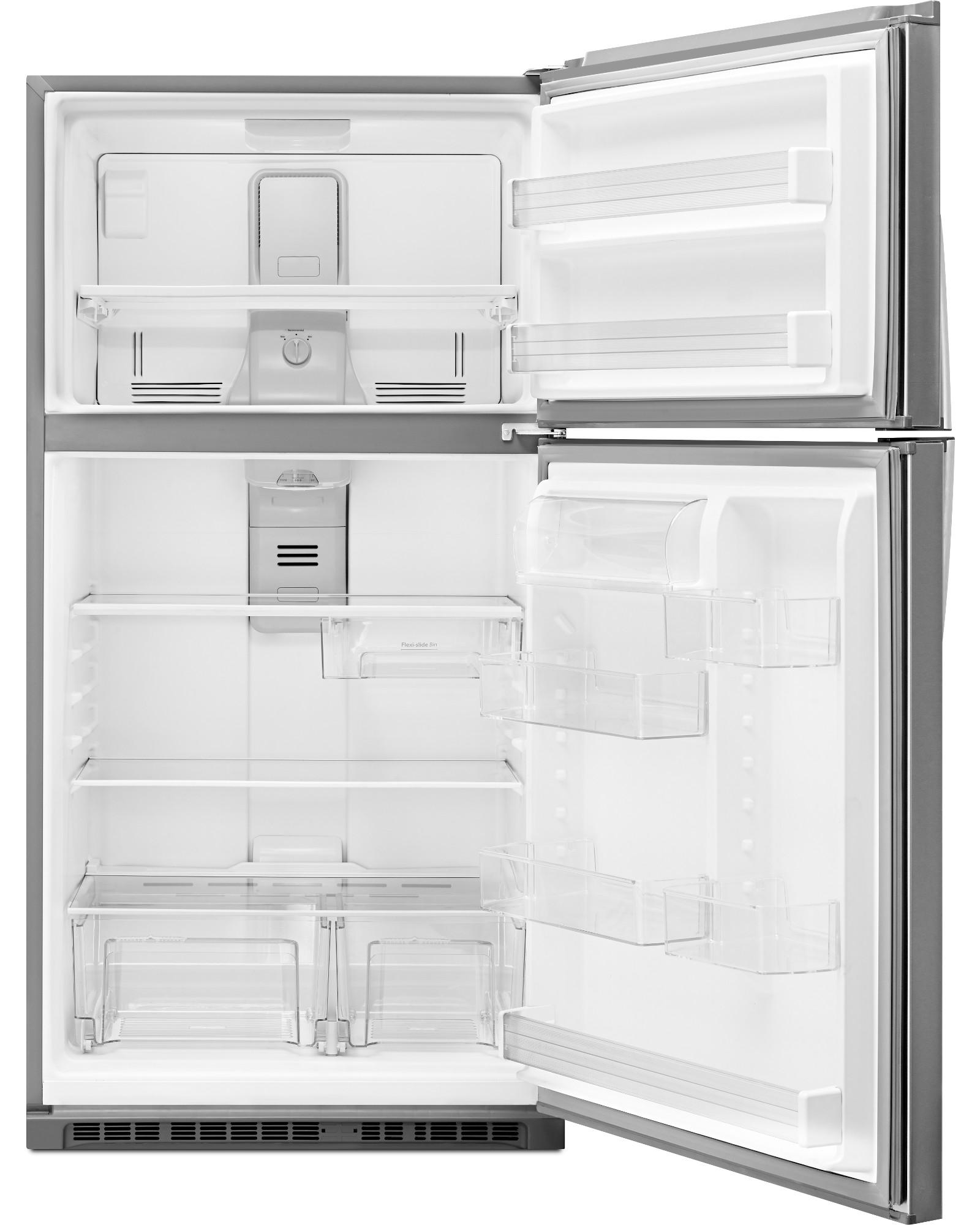 Whirlpool WRT541SZDM 21 cu. ft. Top Freezer Refrigerator - Stainless Steel