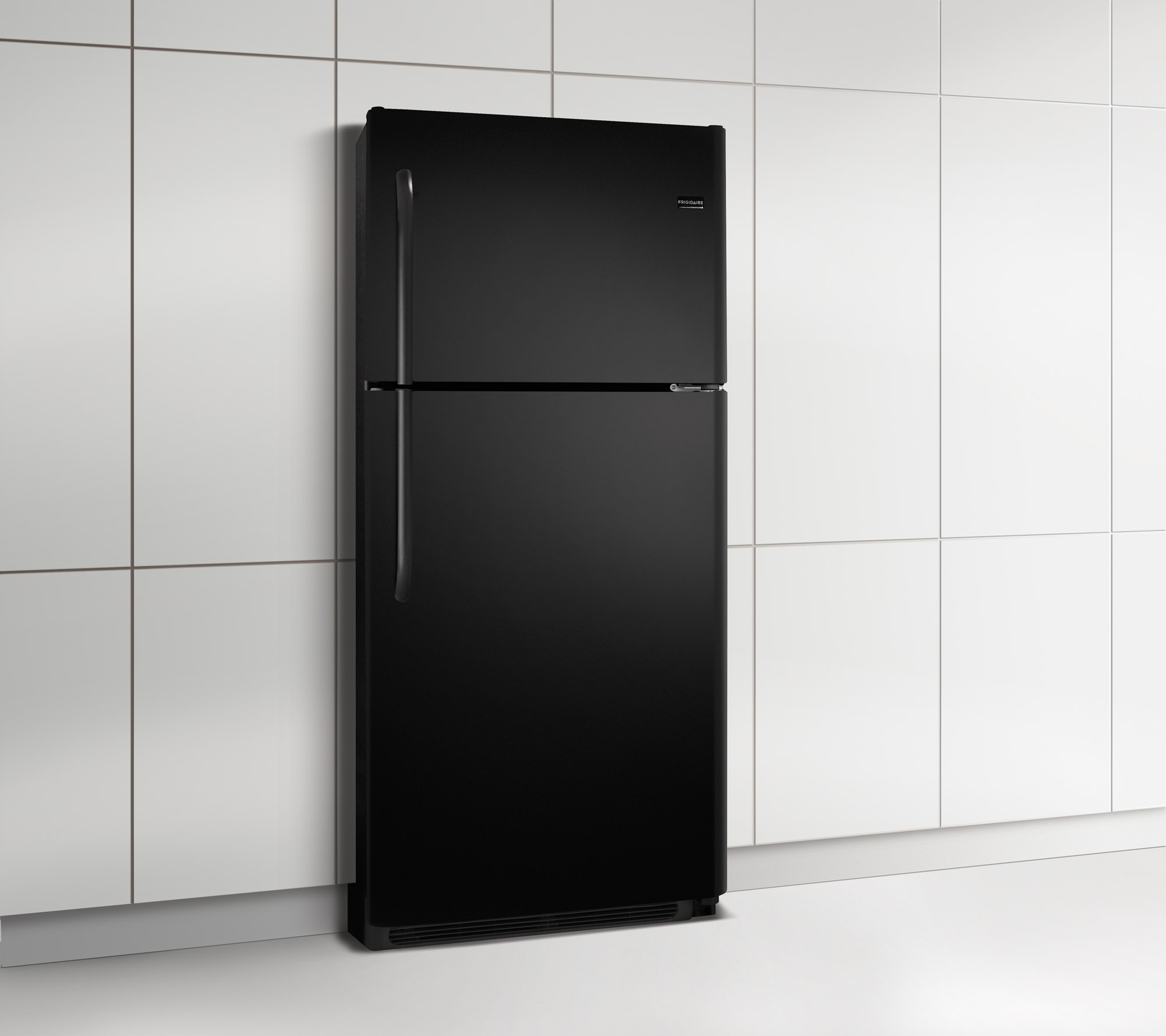 Frigidaire FFTR2131QE 20.5 cu. ft. Top Freezer Refrigerator -  Black