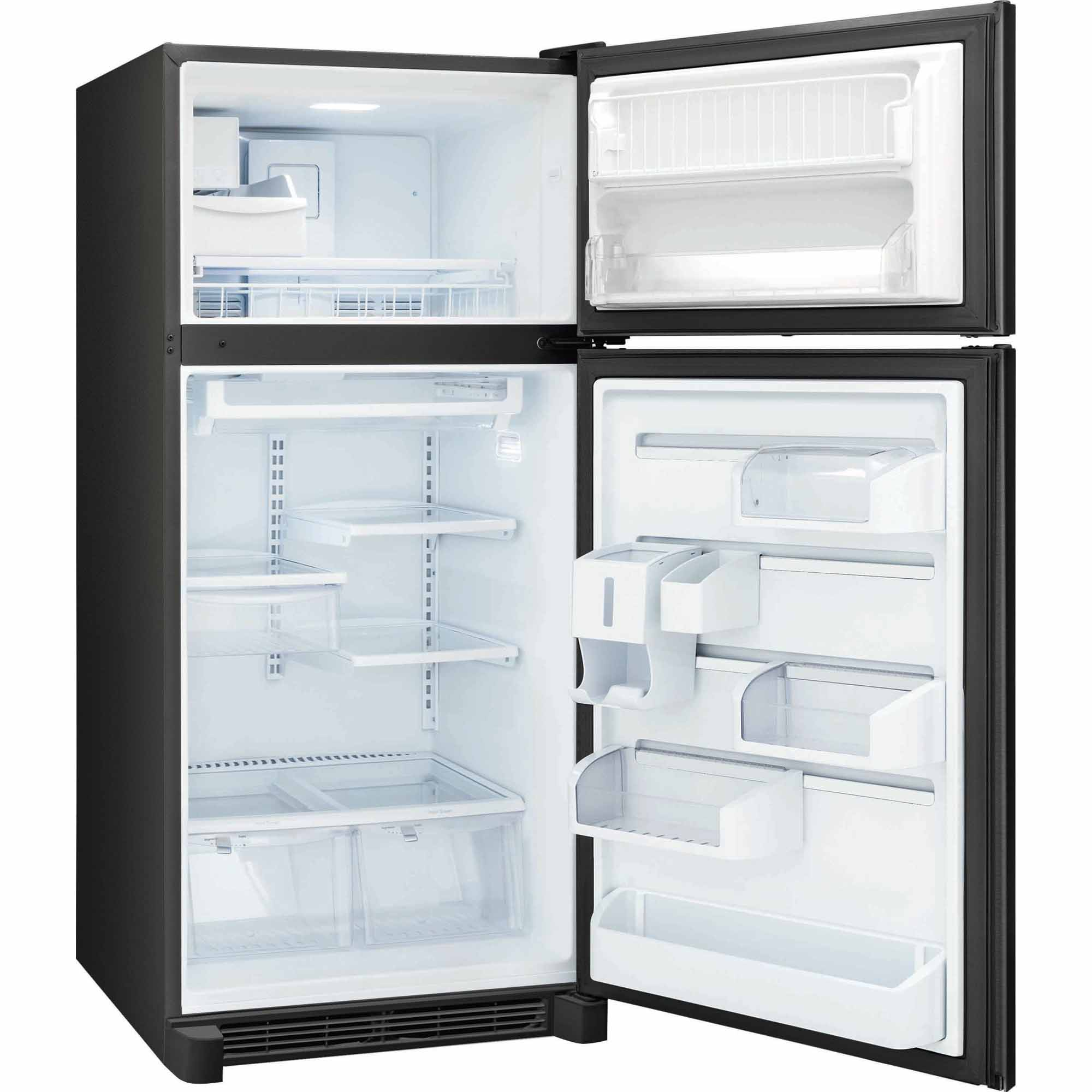 Frigidaire Gallery FGHI2164QE 20.5 cu. ft. Top Freezer Refrigerator - Black