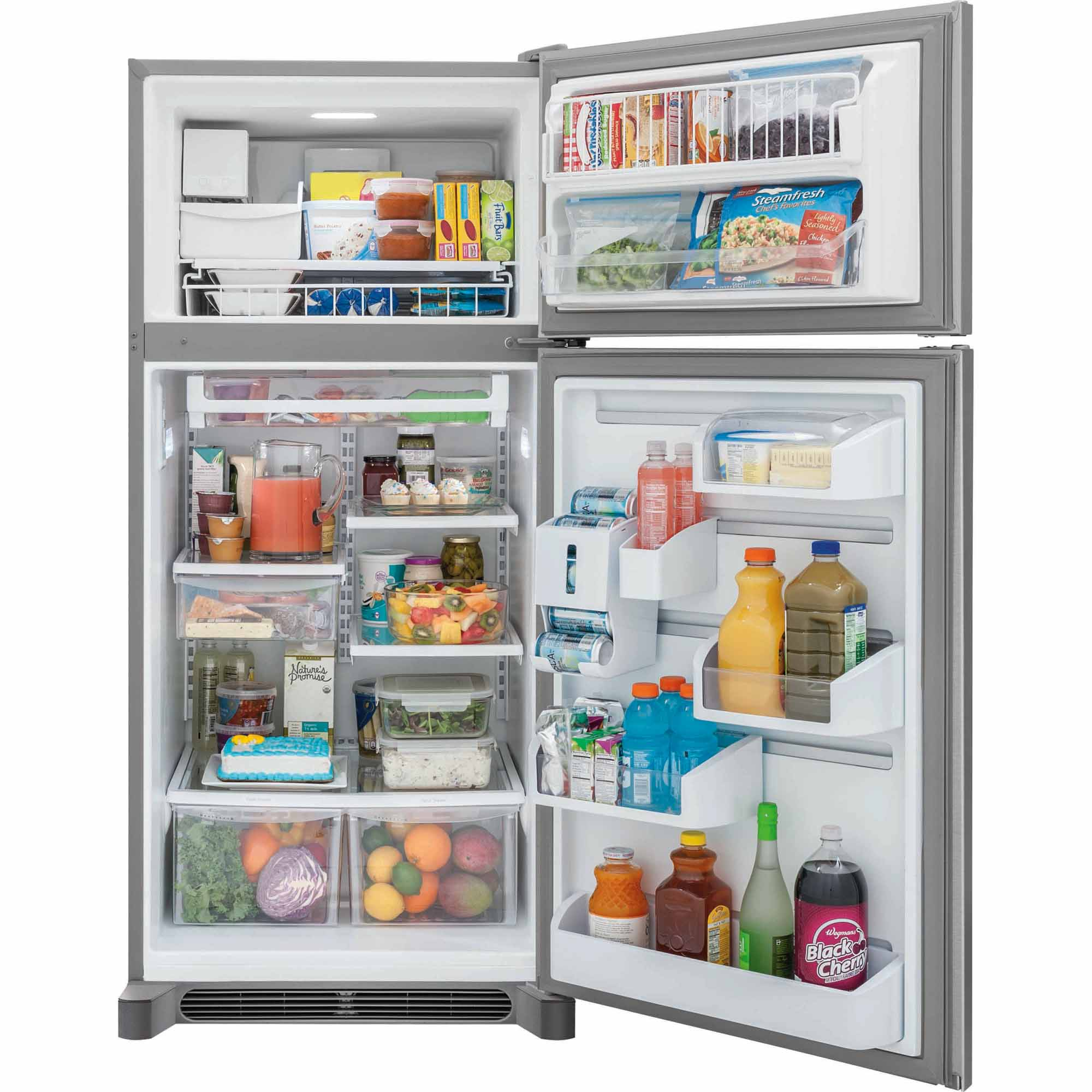 Frigidaire Gallery FGHI2164QF 20.5 cu. ft. Top Freezer Refrigerator - Stainless Steel