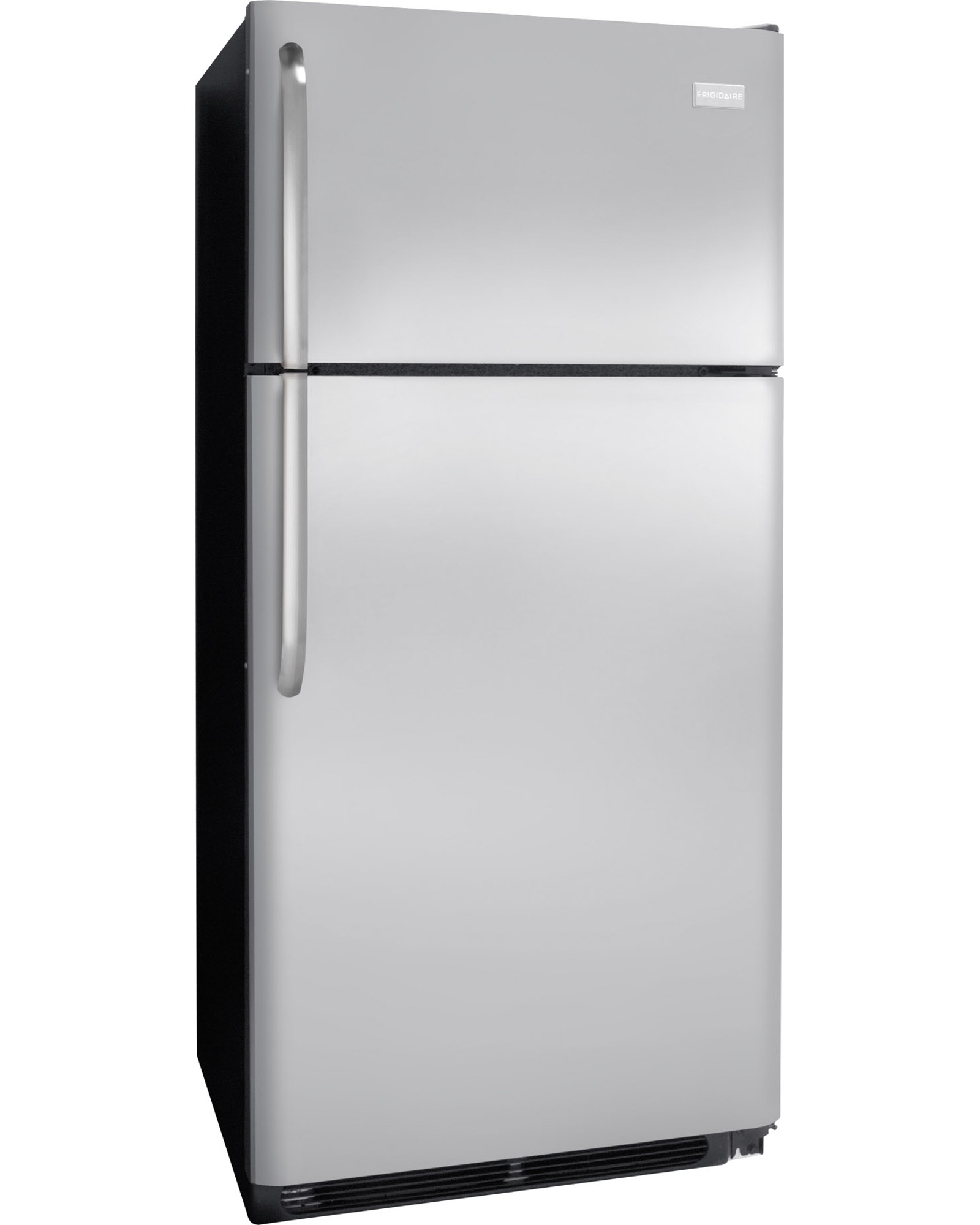 Frigidaire 18 cu. ft. Top Mount Refrigerator - Stainless Steel