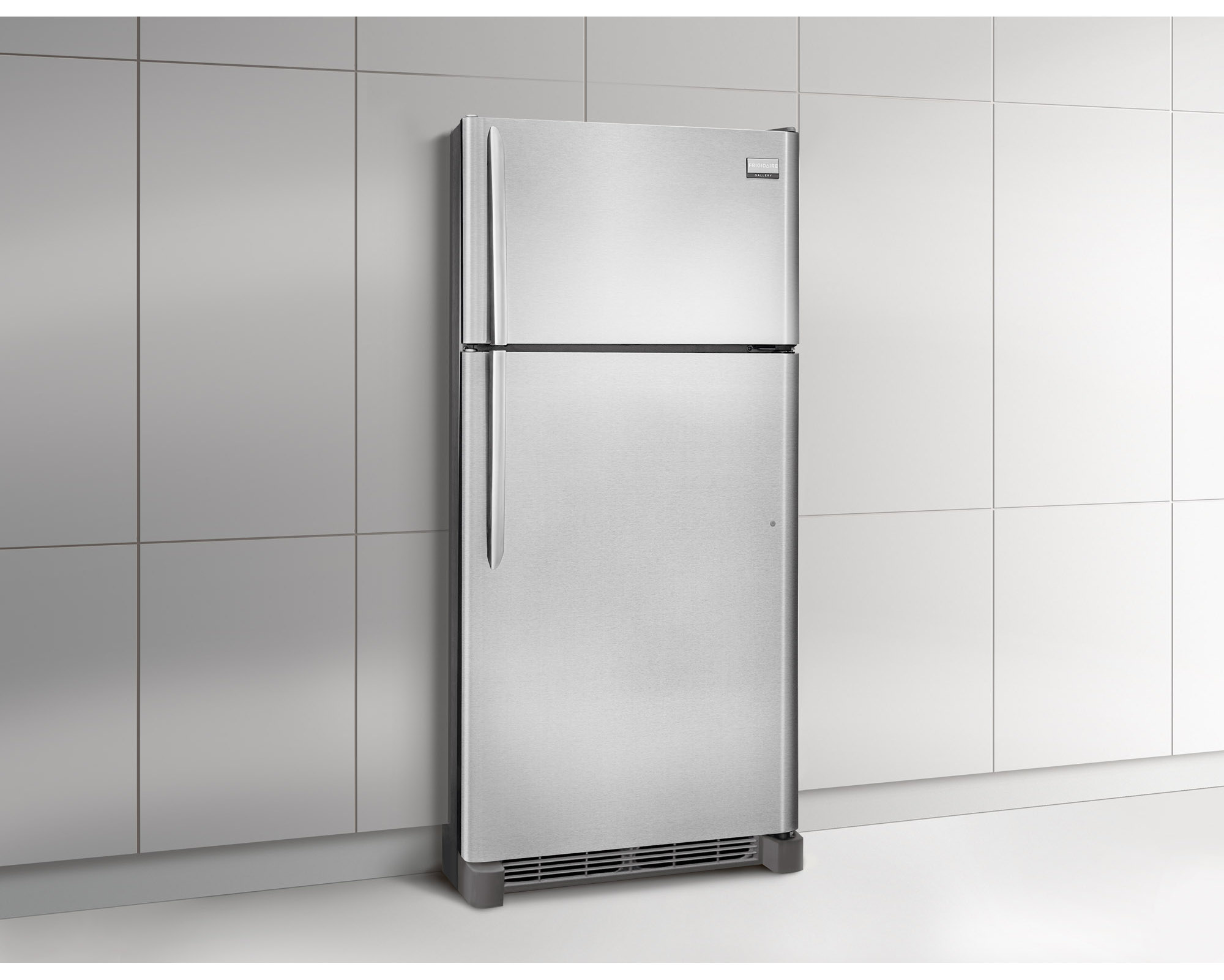 Frigidaire Gallery FGTR1845QF 18 cu. ft. Top Freezer Refrigerator - Stainless Steel
